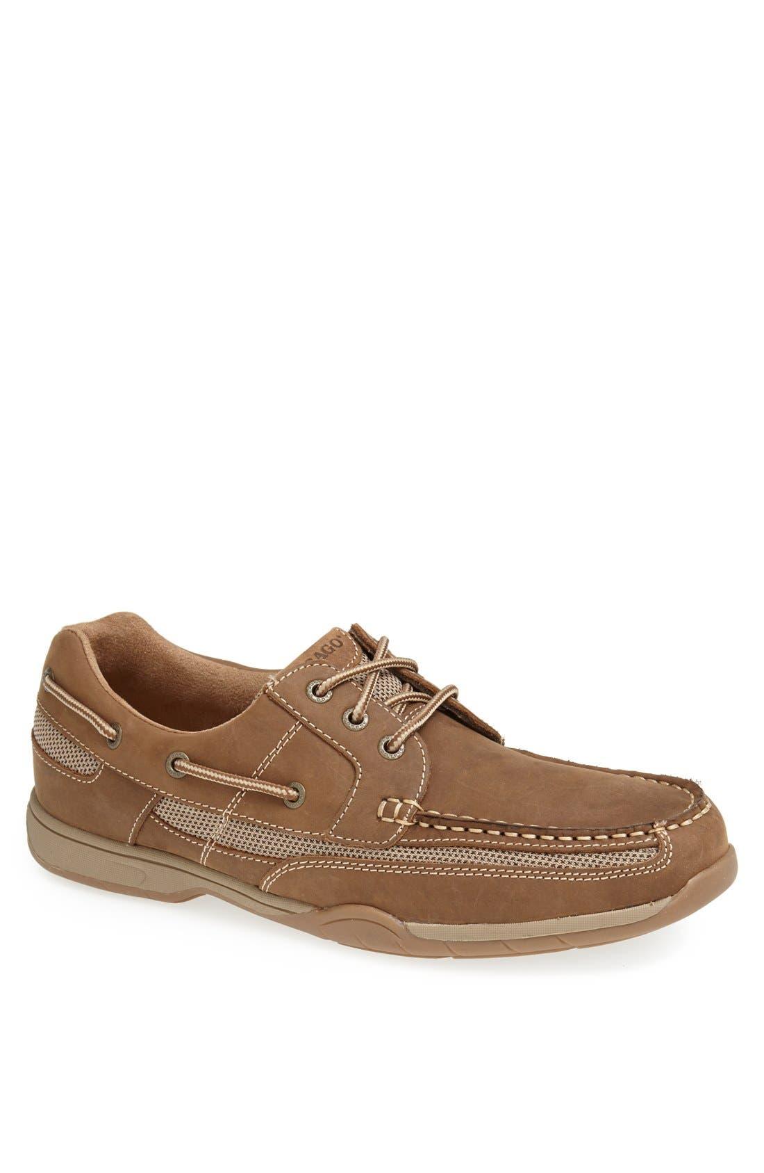 Alternate Image 1 Selected - Sebago 'Carrick' Boat Shoe