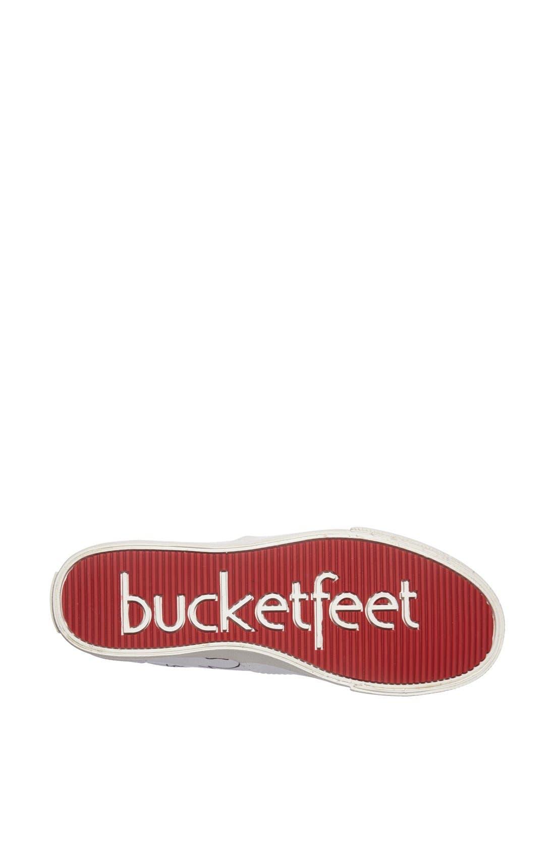 Alternate Image 4  - BucketFeet 'Duckies' Sneaker (Women)