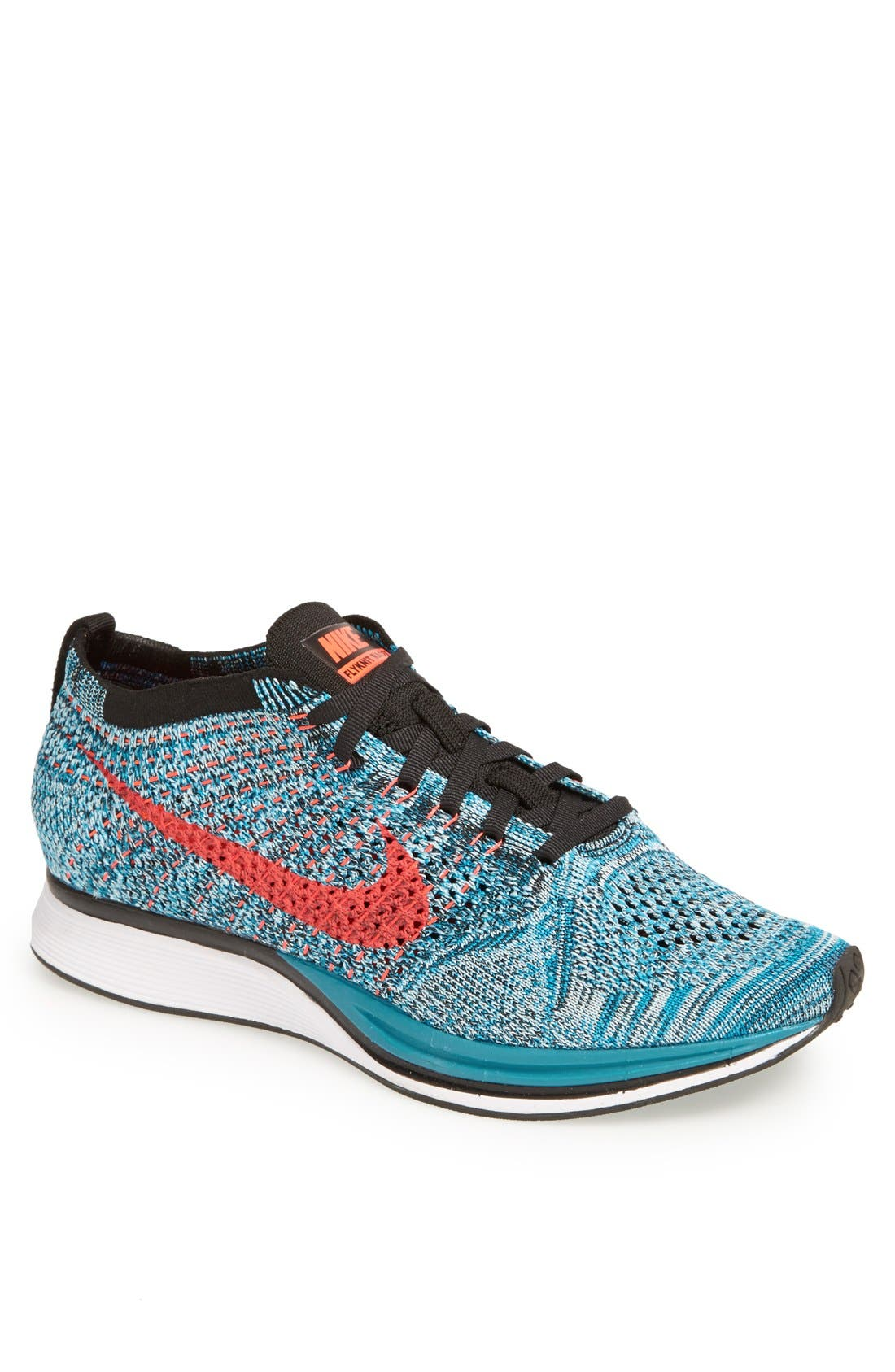 Main Image - Nike 'Flyknit Racer' Running Shoe ...