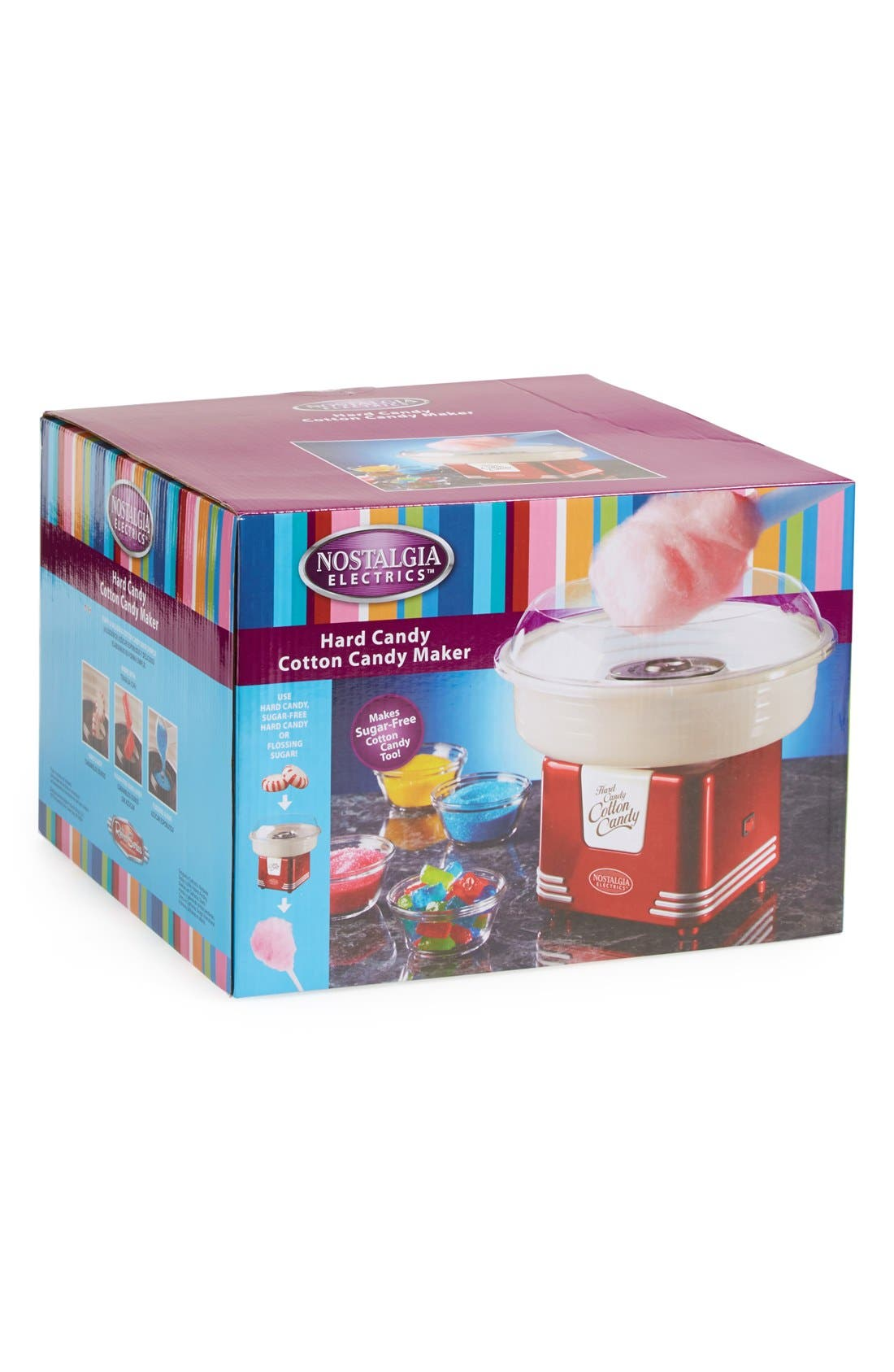 Alternate Image 2  - Nostalgia Electrics 'Retro Series' Cotton Candy Maker