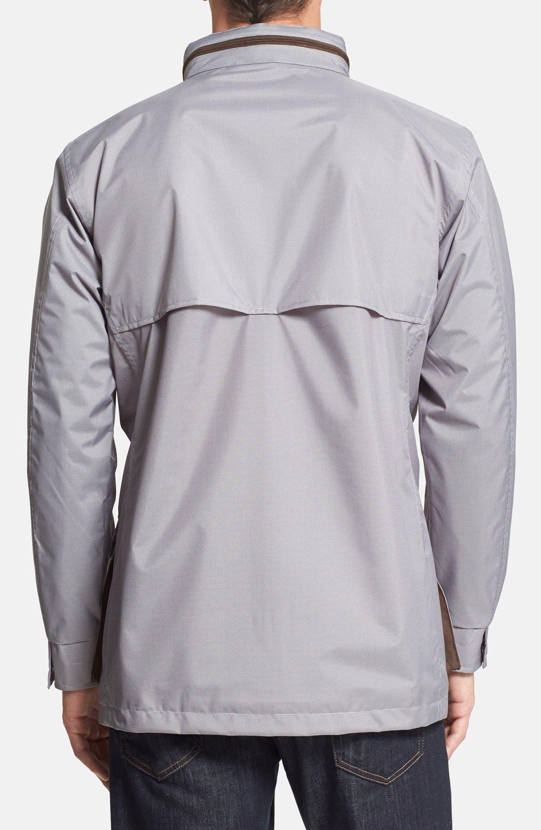 Alternate Image 2  - Peter Millar 'Newport' Waterproof Full Zip Jacket