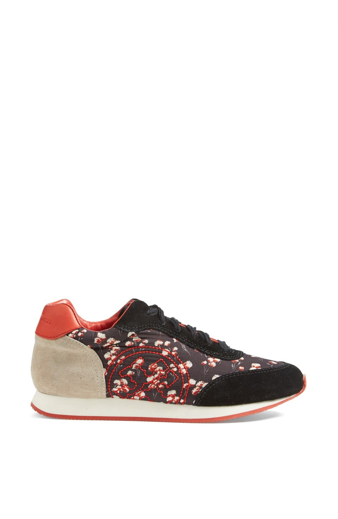 Alternate Image 4  - Tory Burch 'Delancey' Print Sneaker
