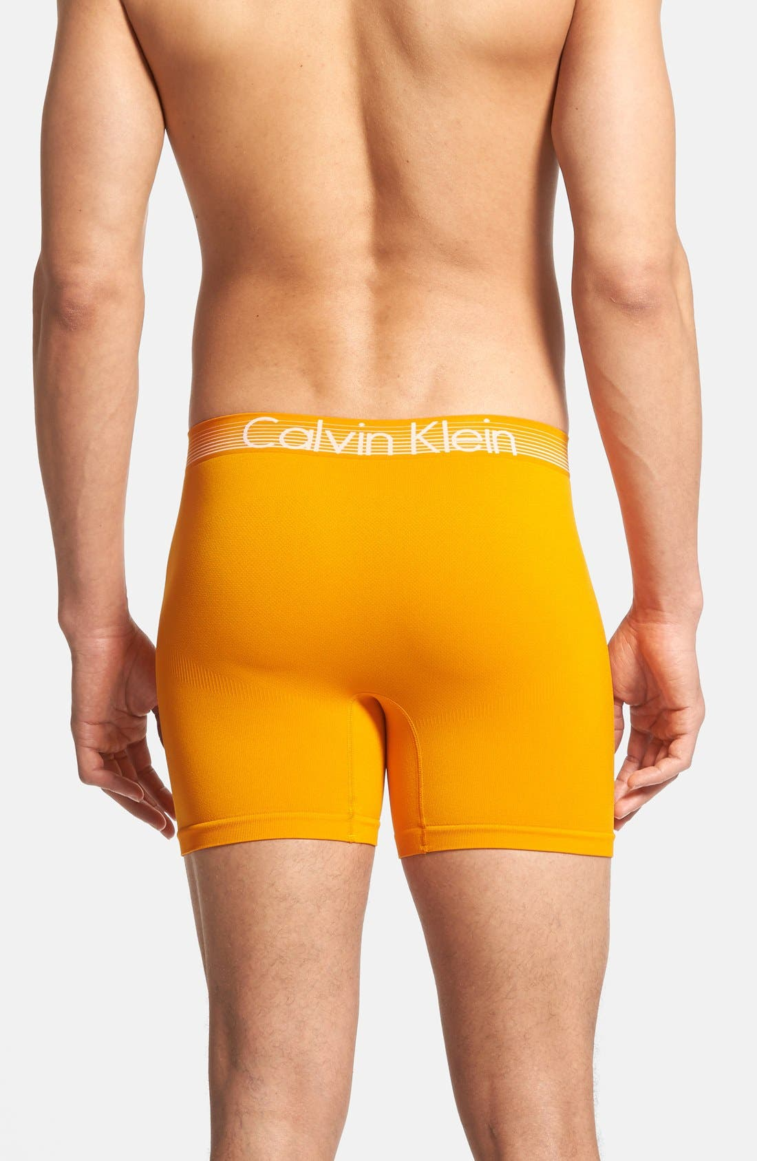 Alternate Image 2  - Calvin Klein 'Concept Micro - U8306' Boxer Briefs