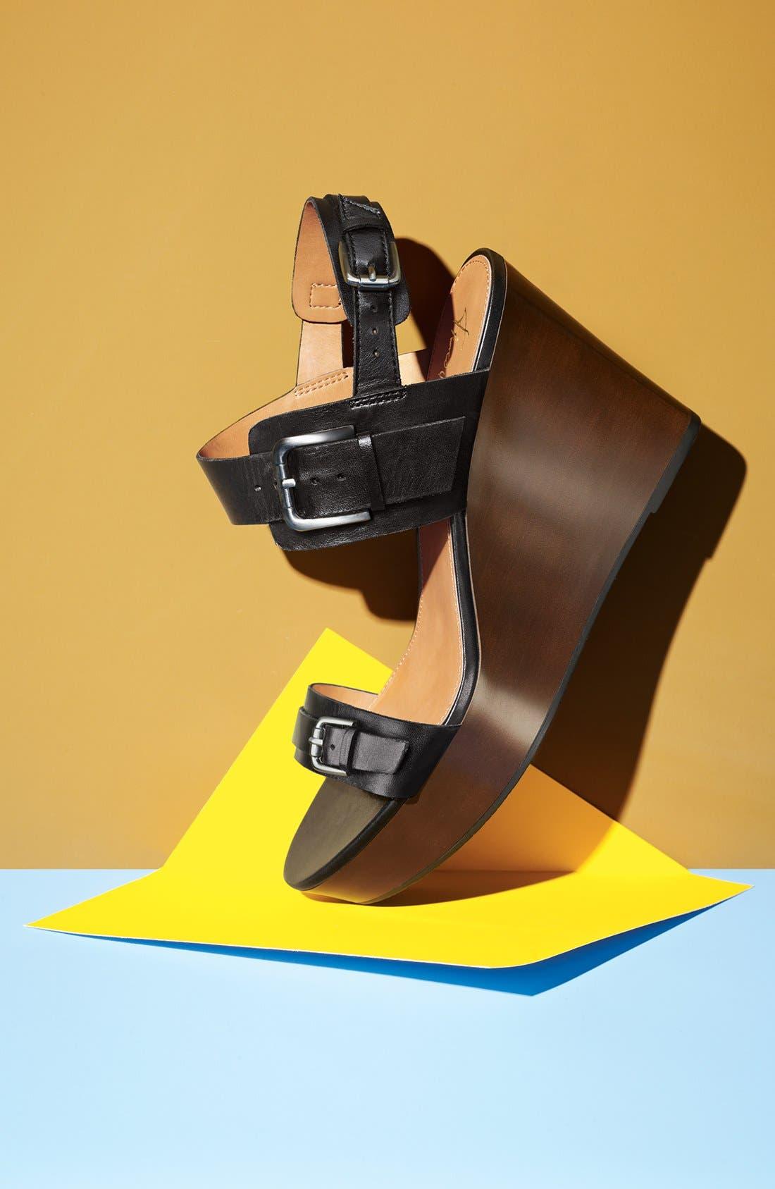 Alternate Image 6  - Franco Sarto 'Divine' Sandal (Nordstrom Exclusive)