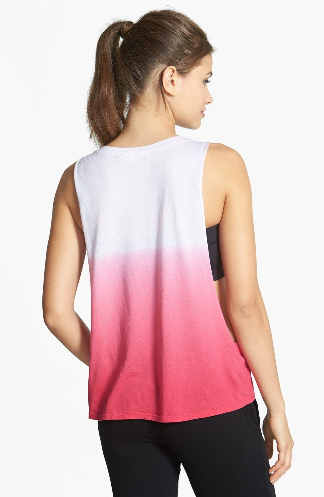Alternate Image 2  - Solow Ombré Tank