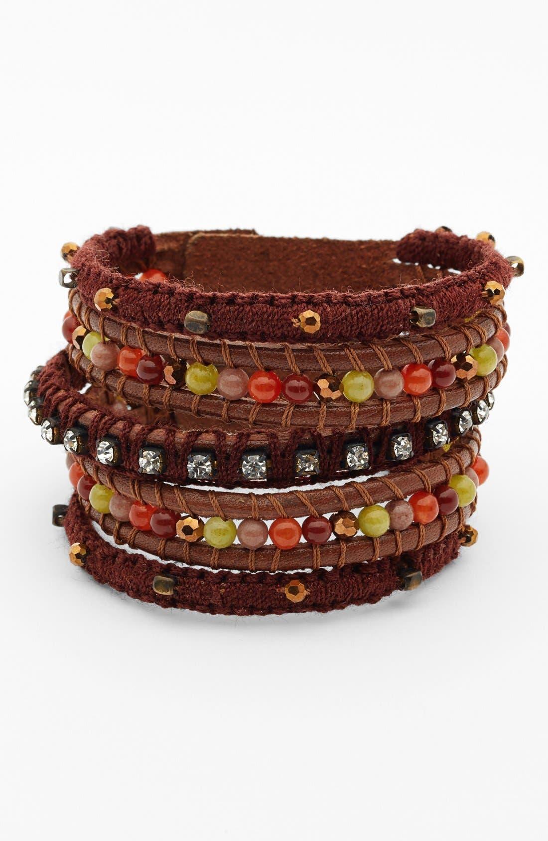 Alternate Image 1 Selected - Nakamol Design Multistrand Bracelet