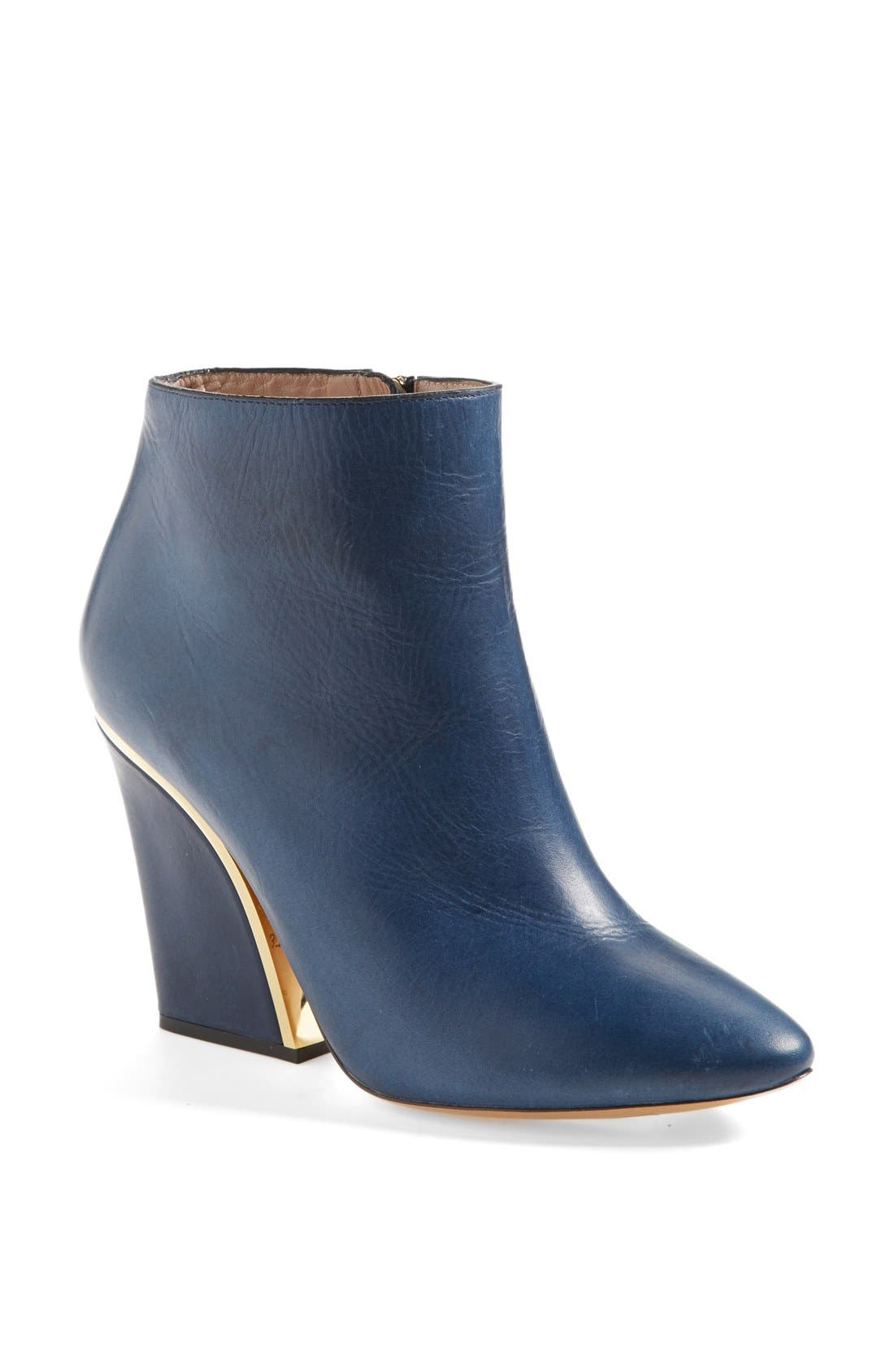 Alternate Image 1 Selected - Chloé 'Beckie' Sculpted Heel Bootie