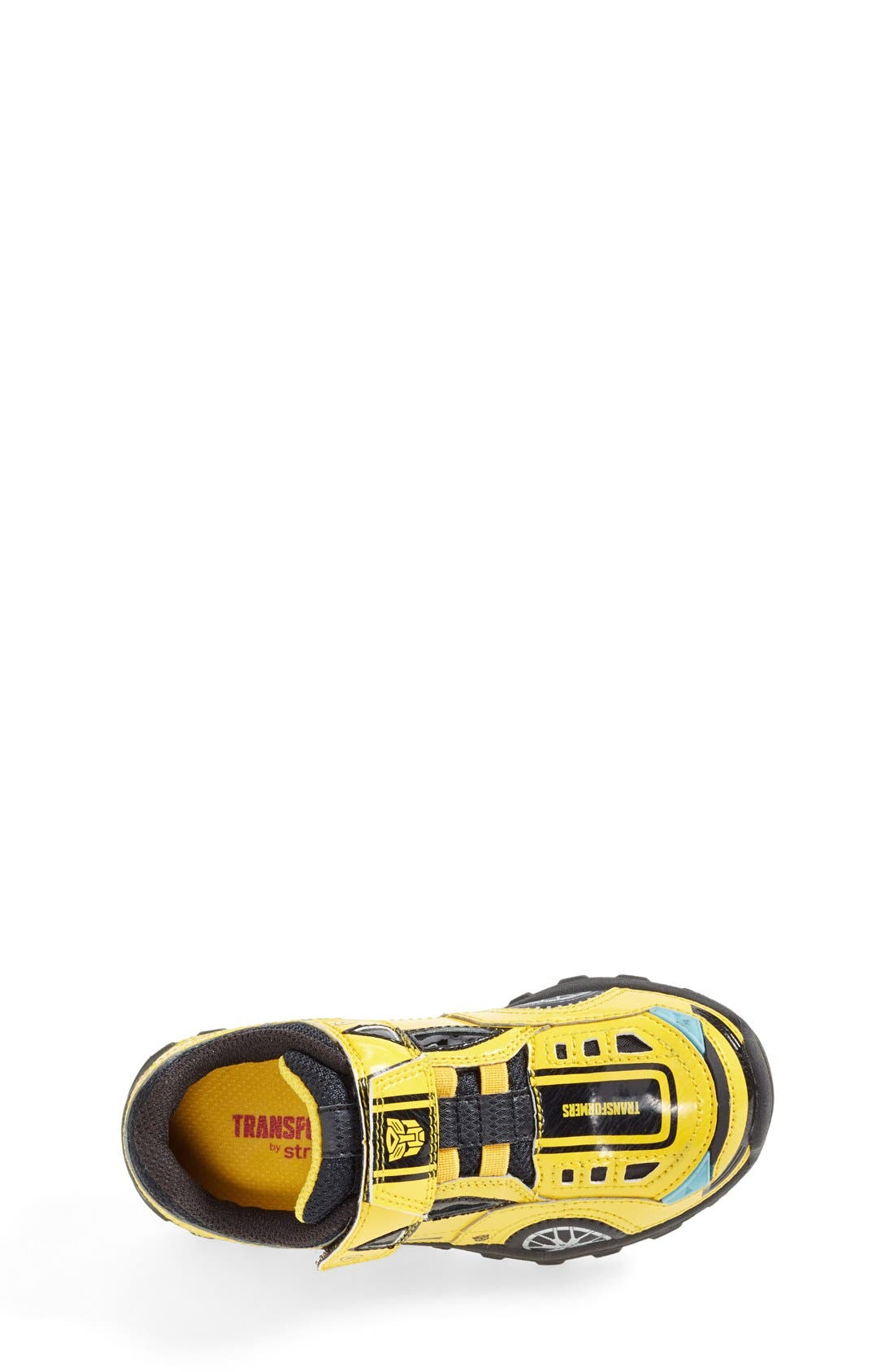 Alternate Image 3  - Stride Rite 'Bumblebee™' Light-Up Sneaker (Online Only) (Walker, Toddler & Little Kid)