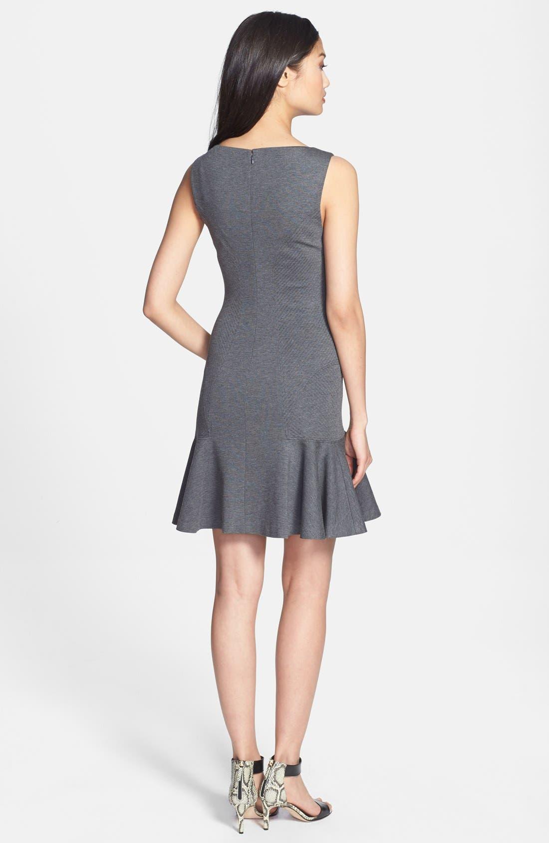 Alternate Image 2  - Diane von Furstenberg 'Carla' Knit Sheath Dress