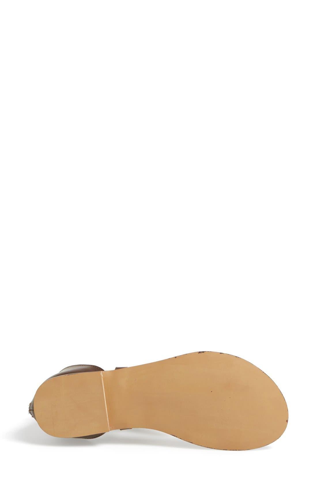 Alternate Image 4  - Joe's 'Effie' Embellished Leather Sandal