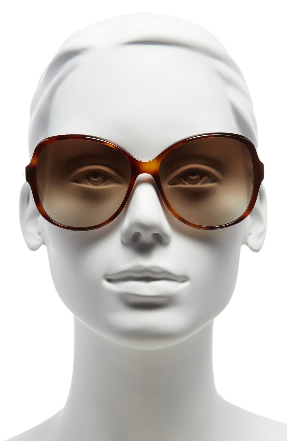 Alternate Image 2  - Bobbi Brown 'The Lola' 59mm Sunglasses