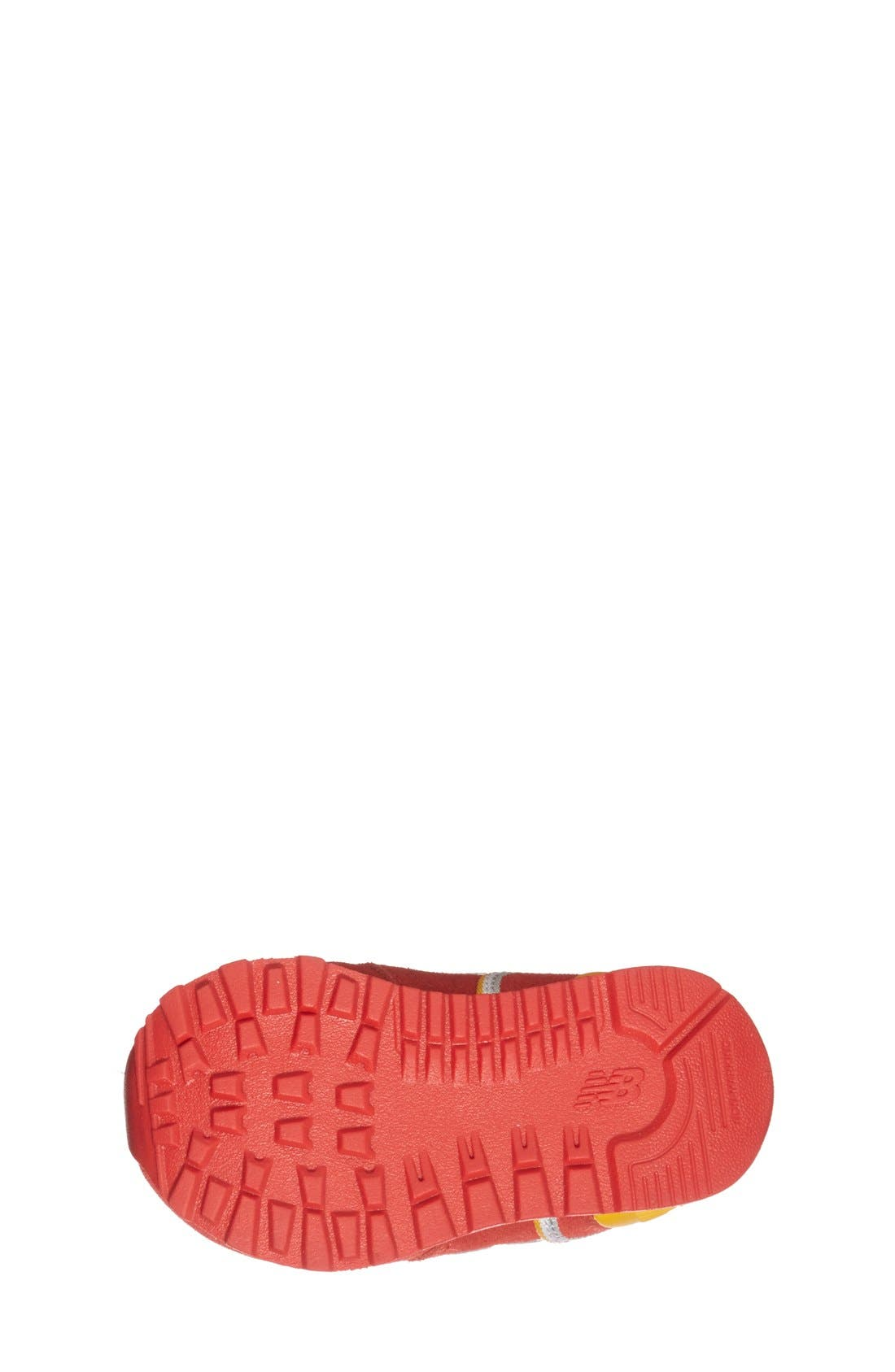 Alternate Image 2  - New Balance '574 - Stadium' Sneaker (Baby, Walker & Toddler)