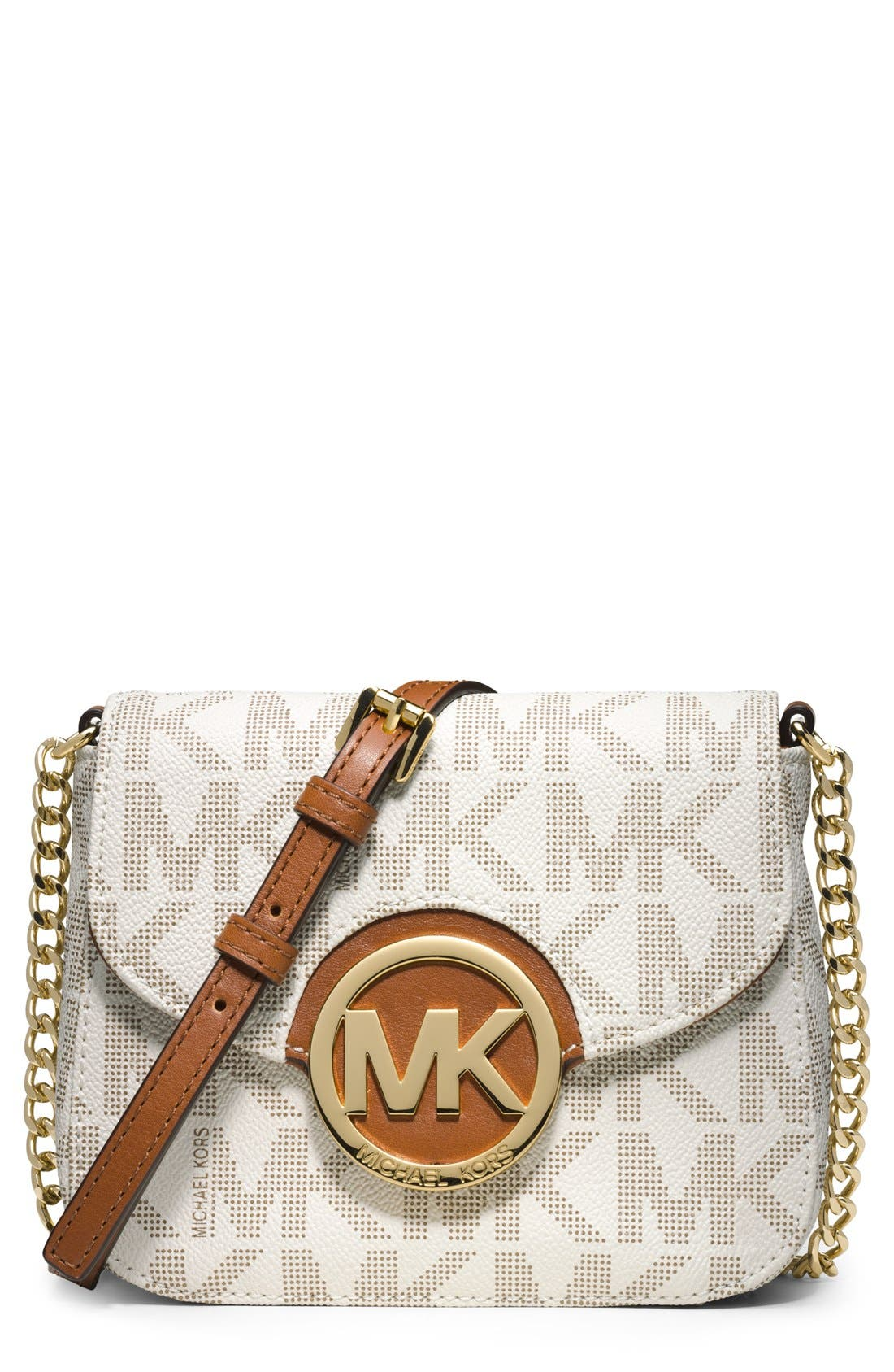 Alternate Image 1 Selected - MICHAEL Michael Kors 'Fulton' Crossbody Bag