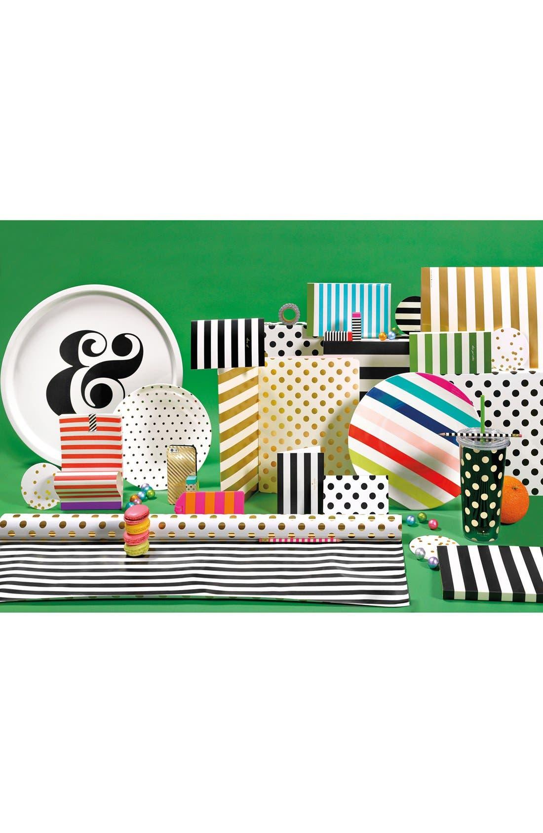 Alternate Image 2  - kate spade new york 'polka dot' note cards (Set of 10)