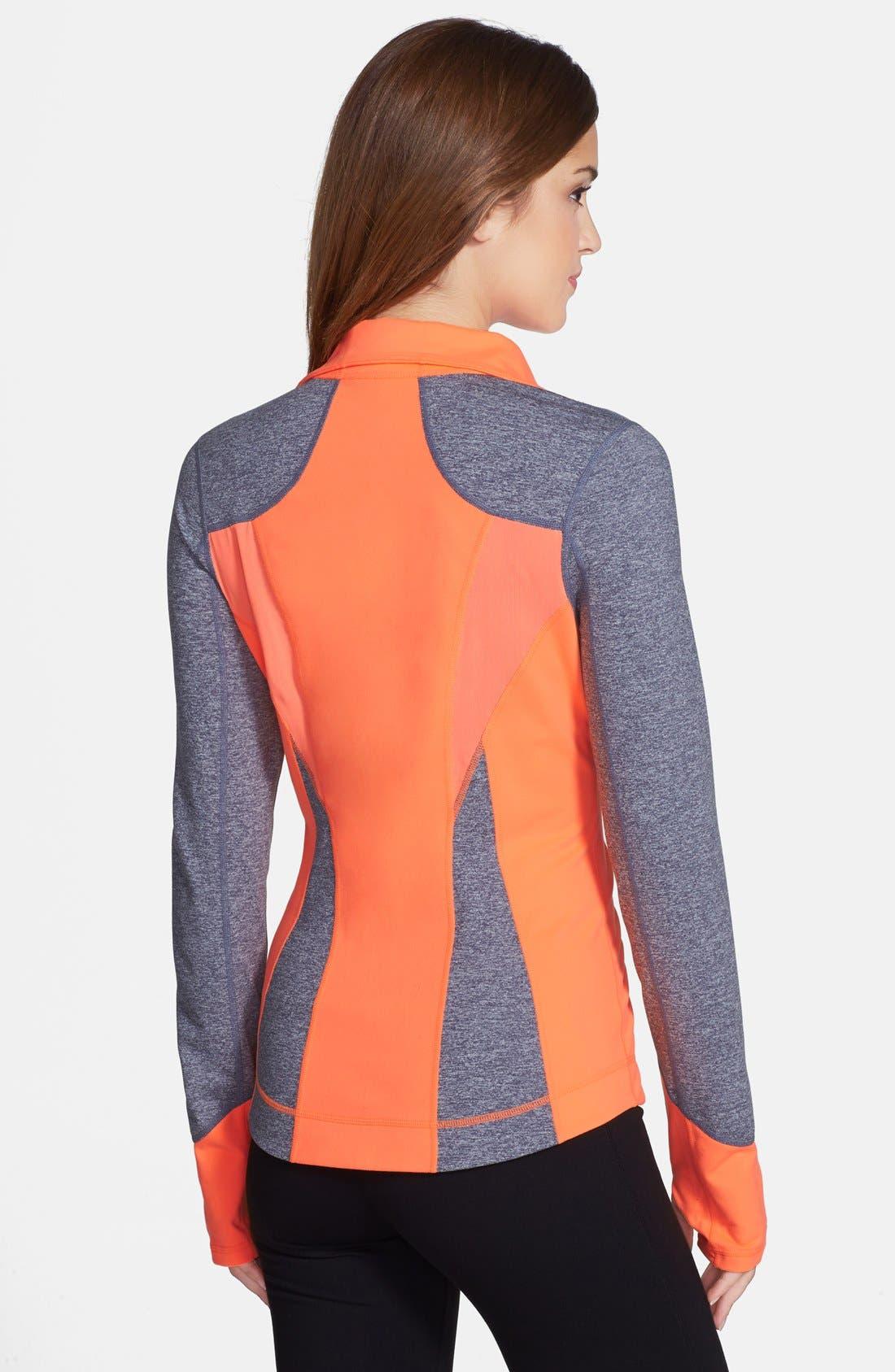 Alternate Image 2  - Zella 'Seasons' Mélange Jacket