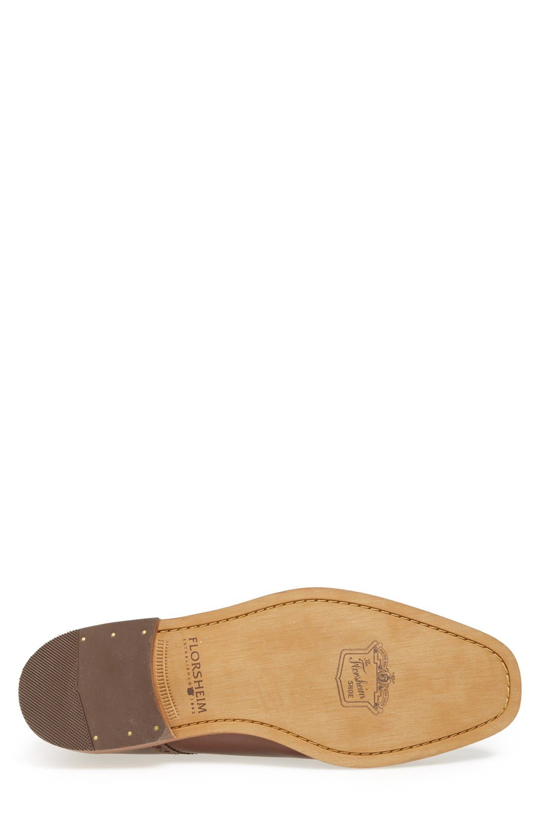 Alternate Image 4  - Florsheim 'Castellano' Cap Toe Derby (Men)