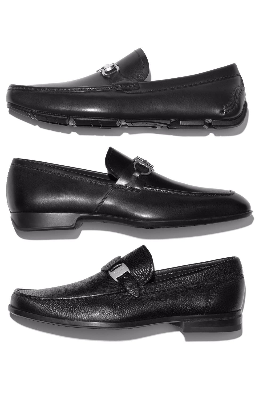 Alternate Image 5  - Salvatore Ferragamo 'Bravo' Loafer (Men)