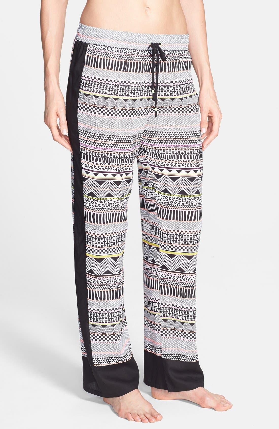 Alternate Image 1 Selected - kensie 'Sun Seekers' Pajama Pants