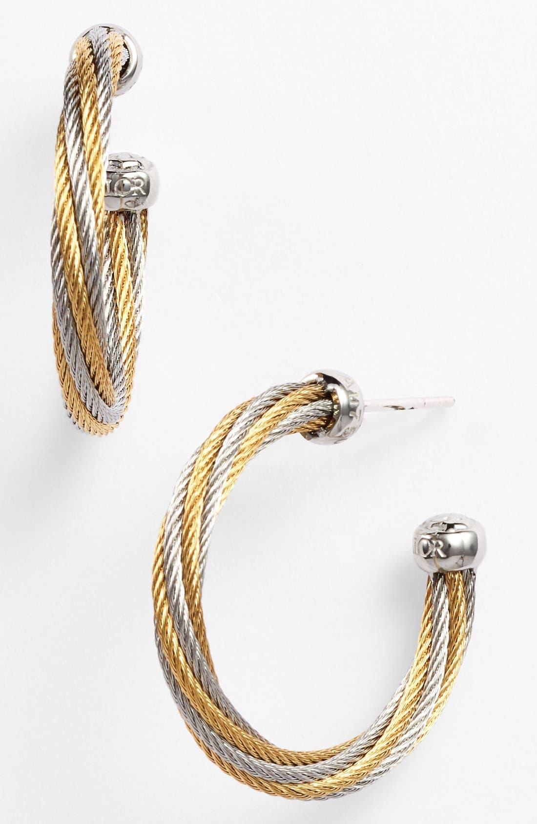 Main Image - ALOR® Hoop Earrings