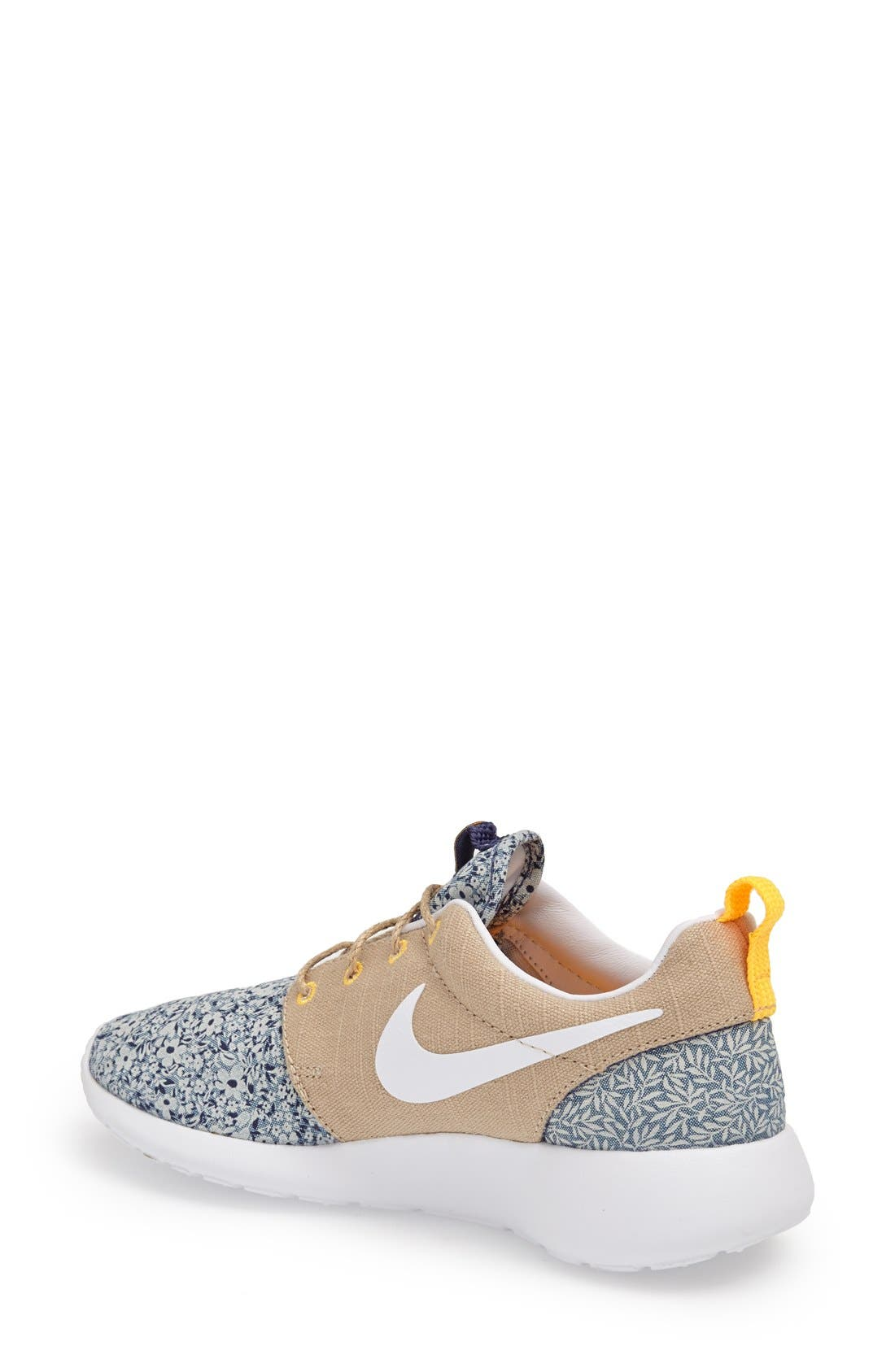 Alternate Image 2  - Nike 'Roshe Run - Liberty' Sneaker (Women)