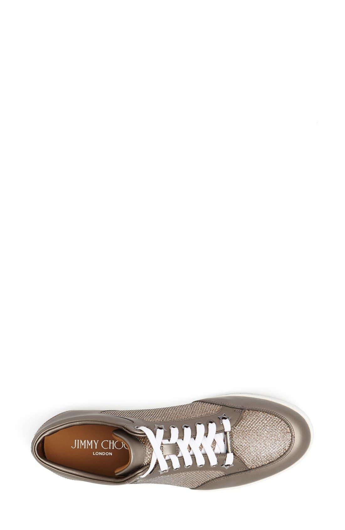 Alternate Image 3  - Jimmy Choo 'Miami' Sneaker (Women)