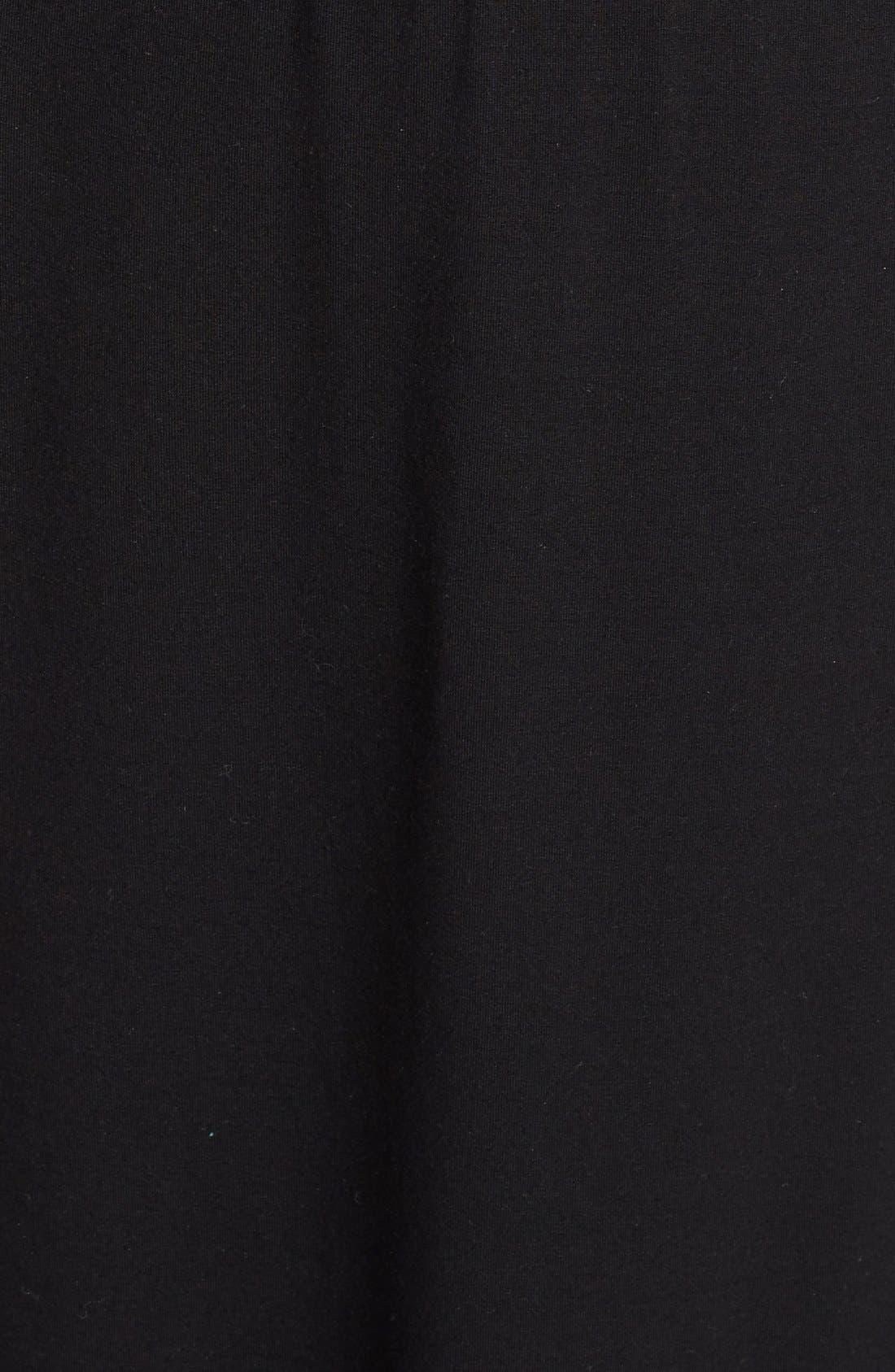 Alternate Image 3  - Splendid Cutaway Tie Back Maxi Dress