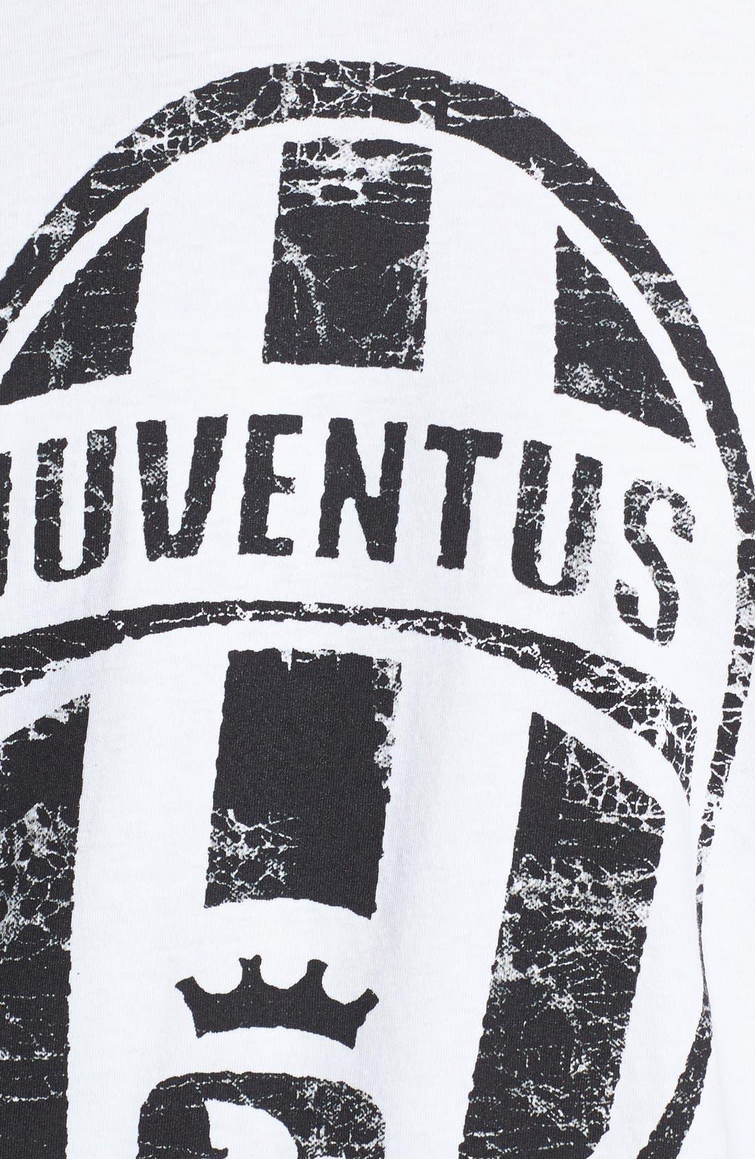 Alternate Image 3  - Junk Food 'Juventus FC' Graphic T-Shirt