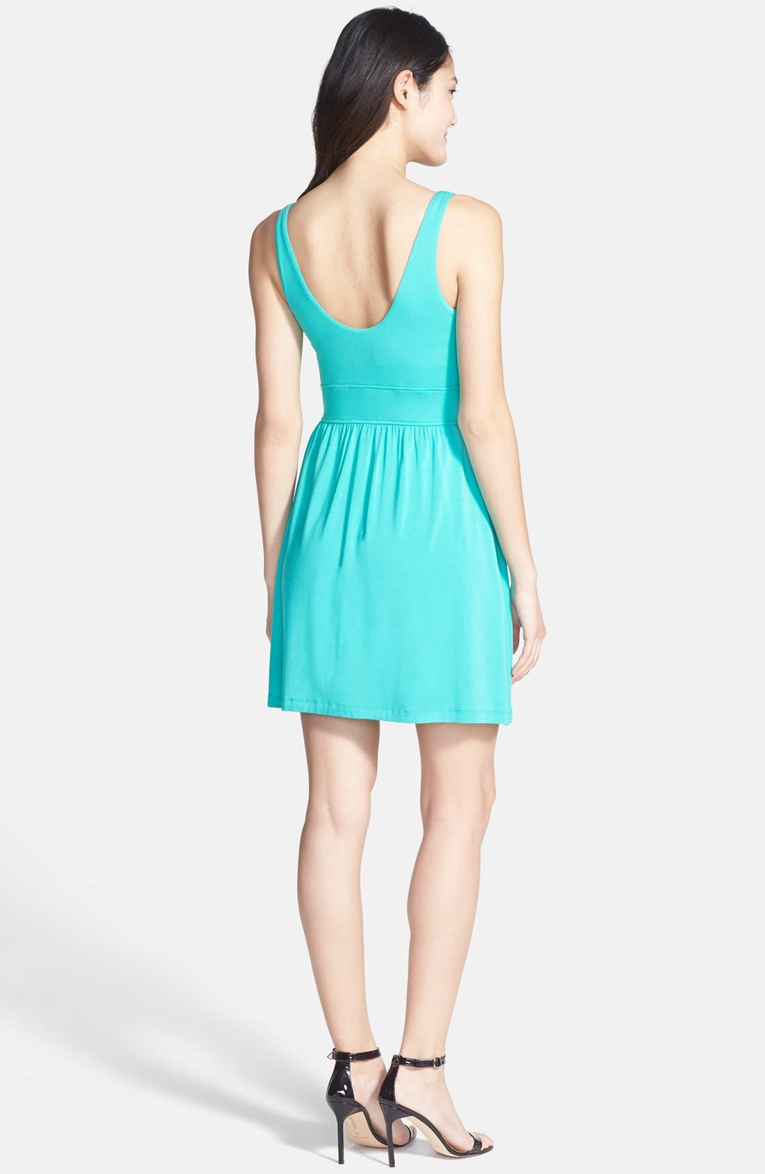 Alternate Image 2  - Tart 'Elsie' Jersey Fit & Flare Dress
