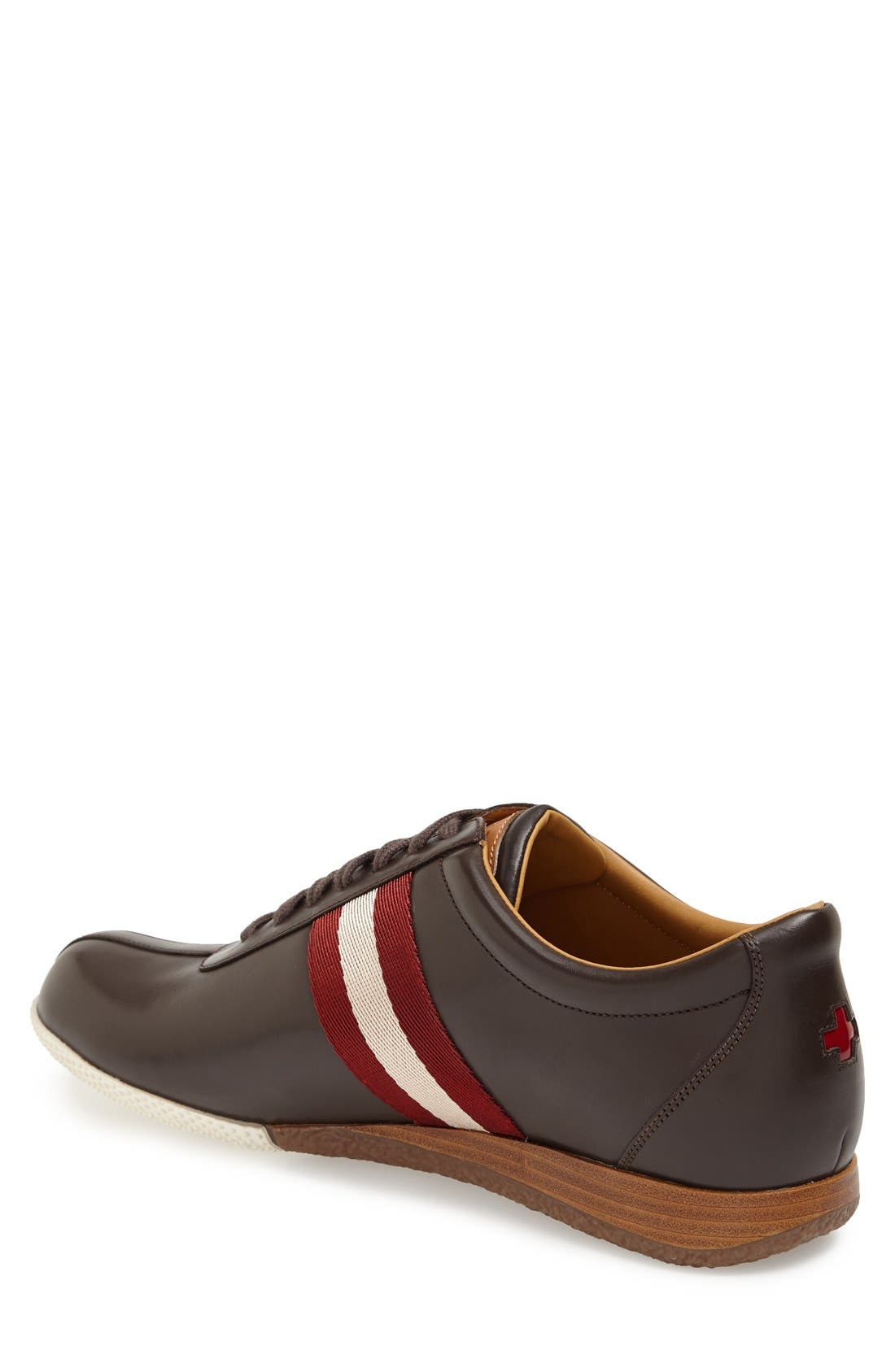Alternate Image 2  - Bally 'Freenew' Leather Sneaker (Online Only)