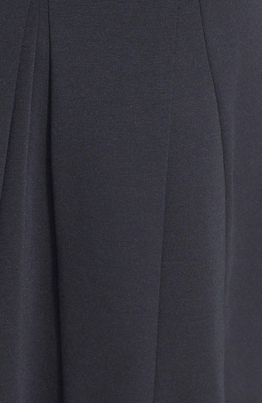 Alternate Image 3  - MICHAEL Michael Kors Belted Fit & Flare Dress