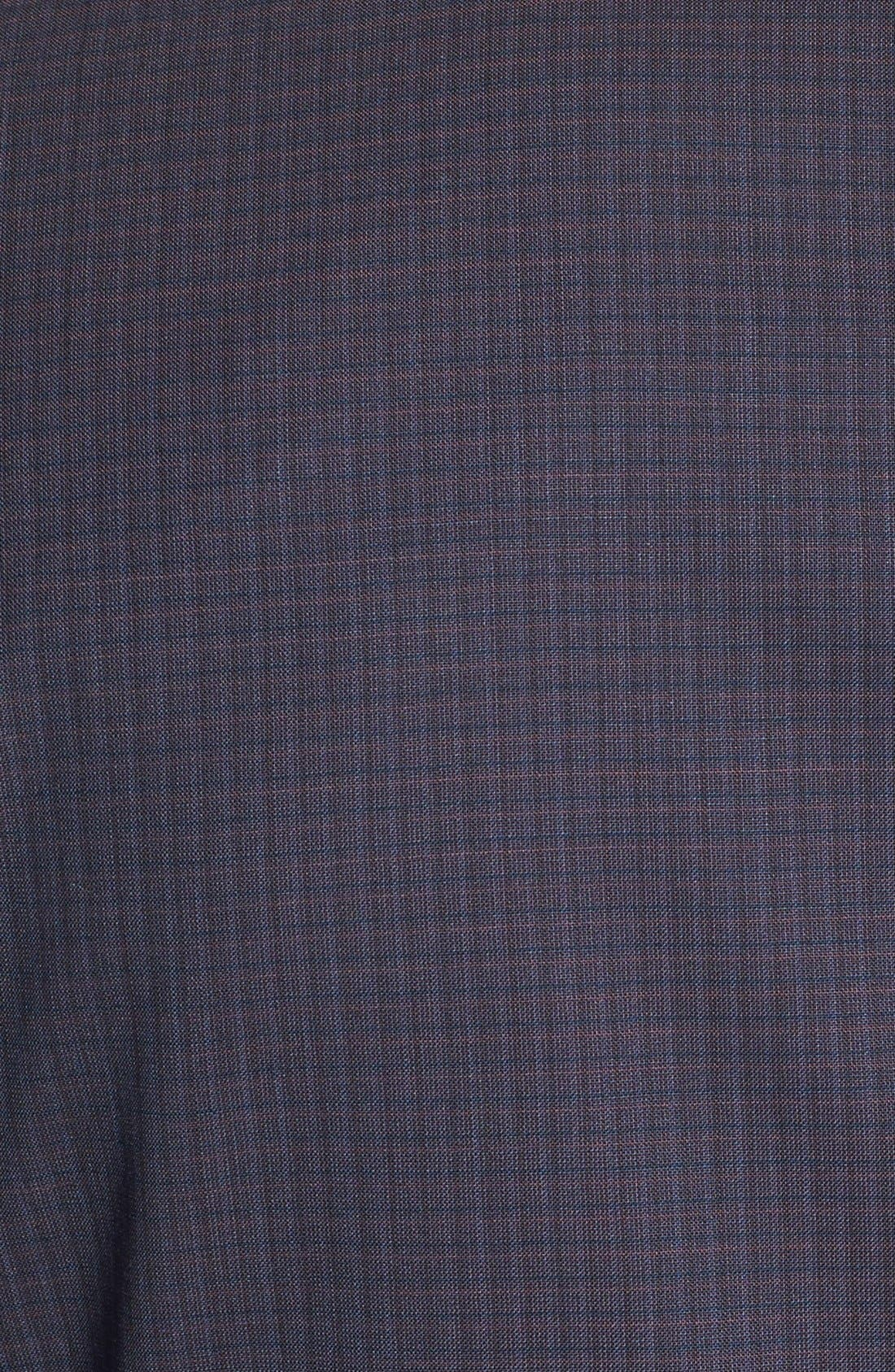 Alternate Image 3  - BOSS HUGO BOSS 'James' Trim Fit Check Sport Coat