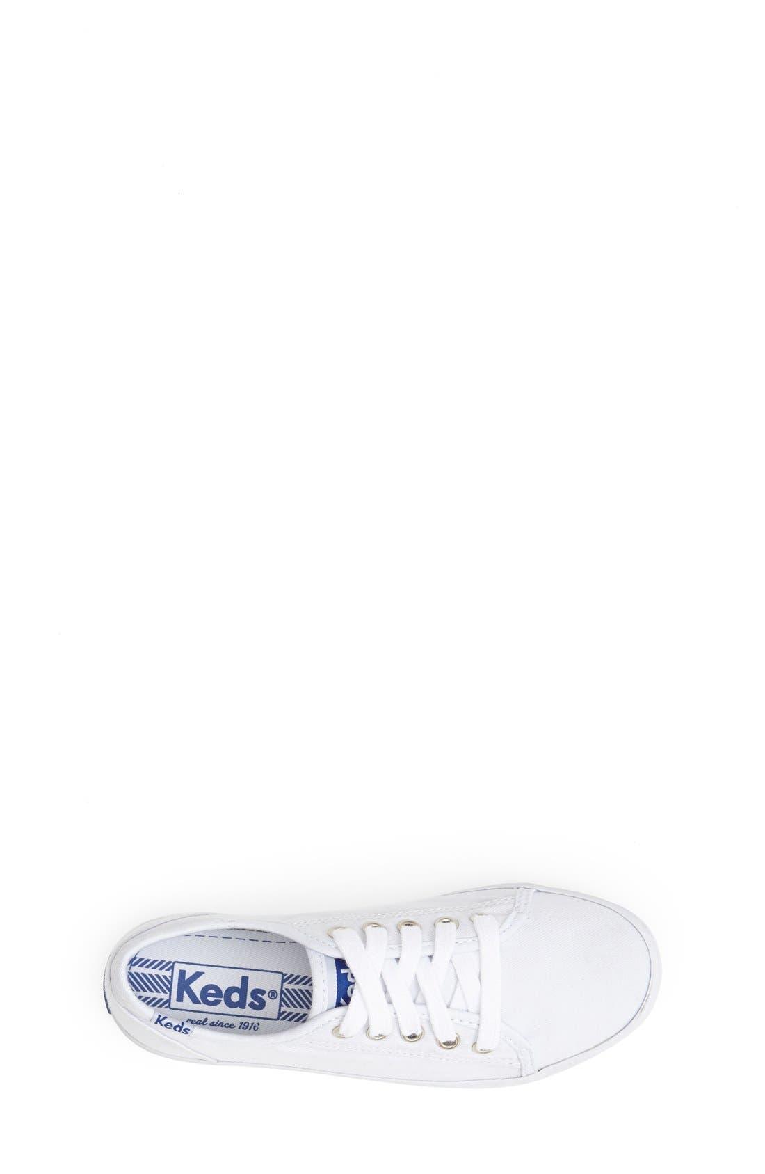 Alternate Image 3  - Keds® 'Rally K' Sneaker (Toddler, Little Kid & Big Kid)
