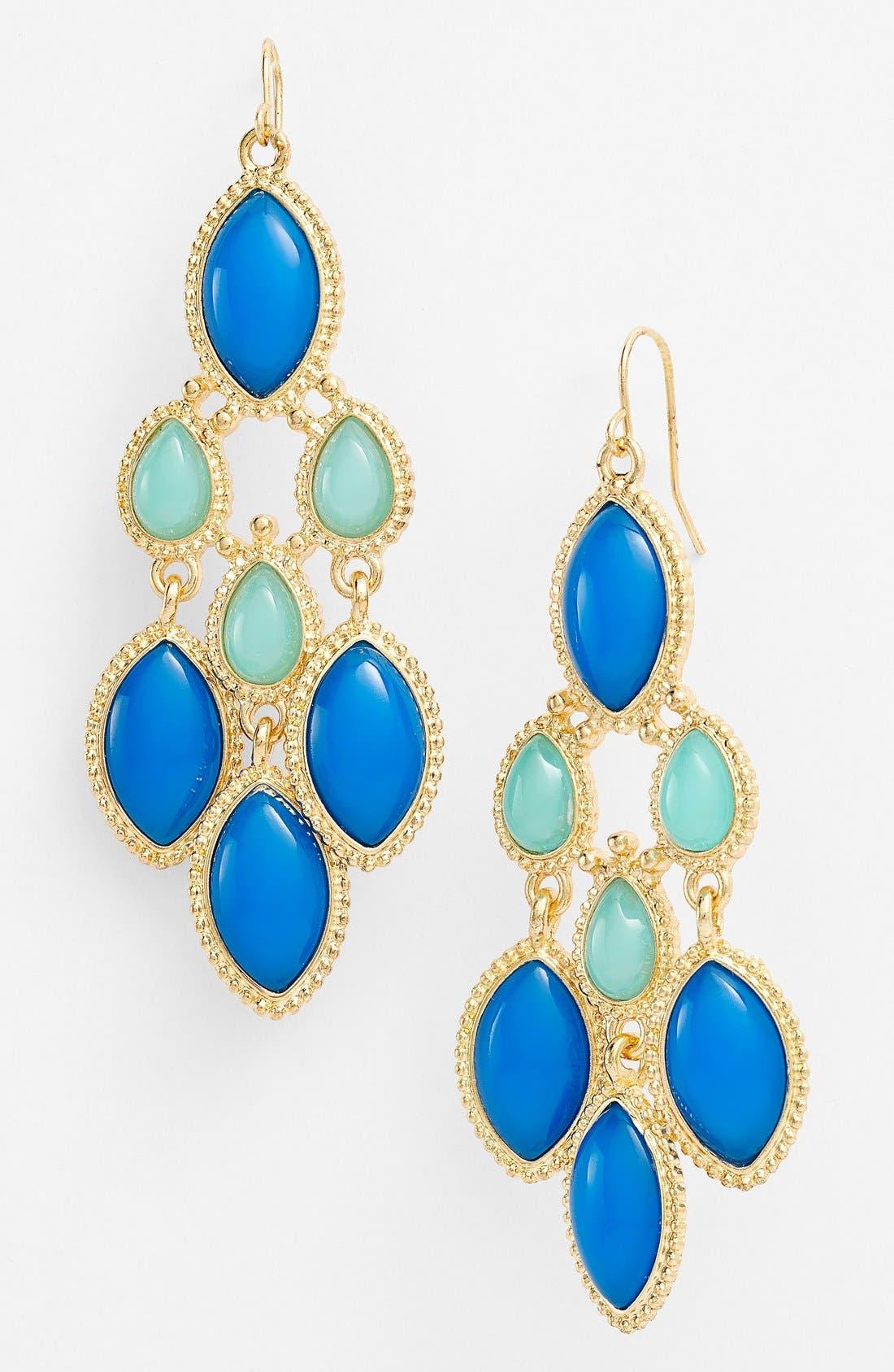 Main Image - Tasha Chandelier Earrings