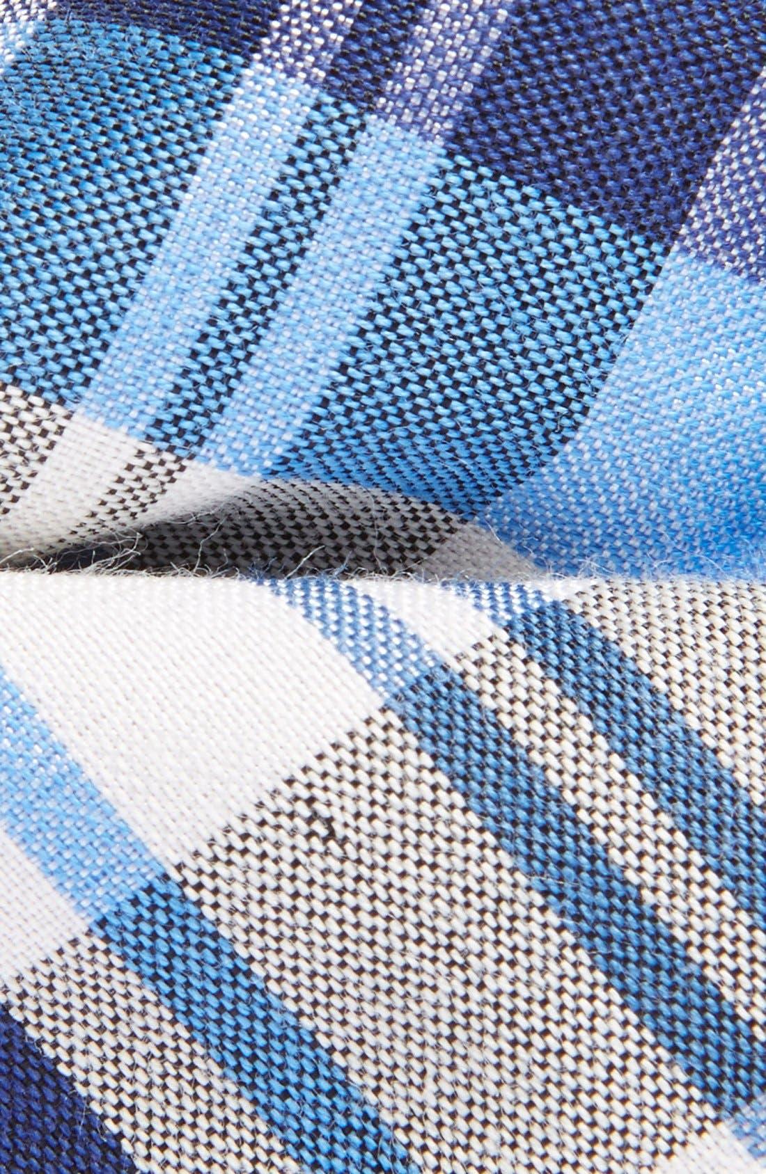 Alternate Image 2  - Nordstrom Cotton & Silk Bow Tie (Big Boys)
