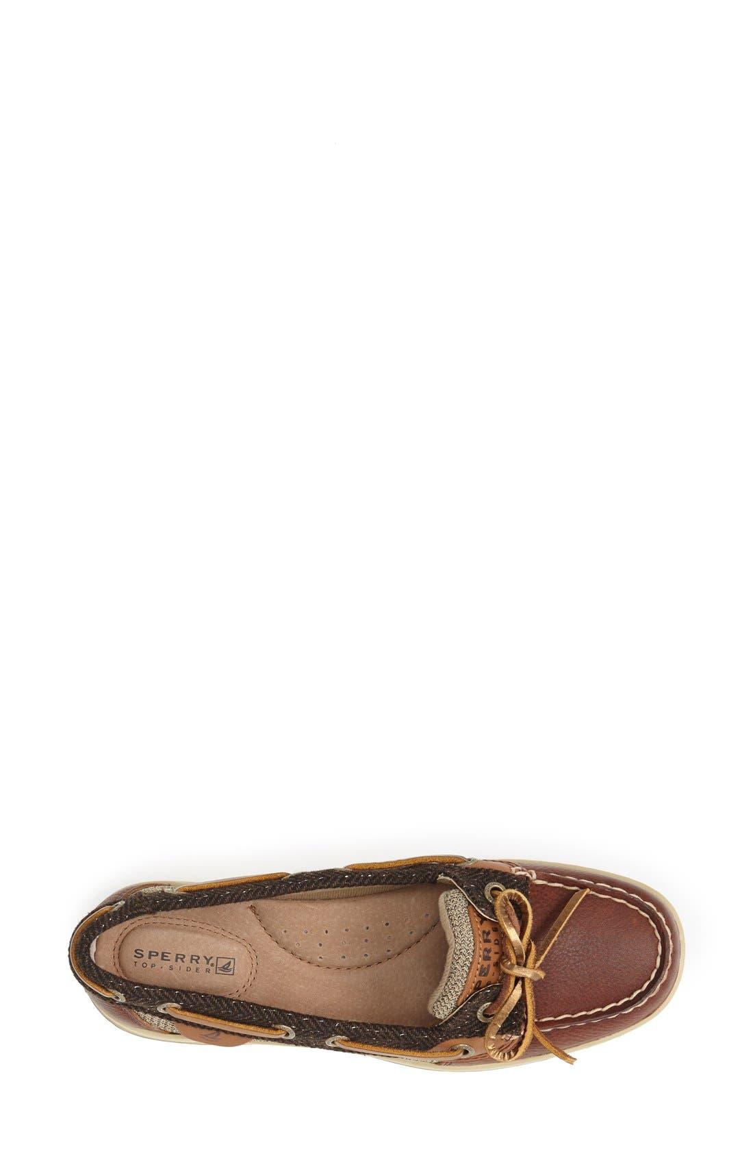 Alternate Image 4  - Sperry Top-Sider® 'Angelfish' Boat Shoe (Women)