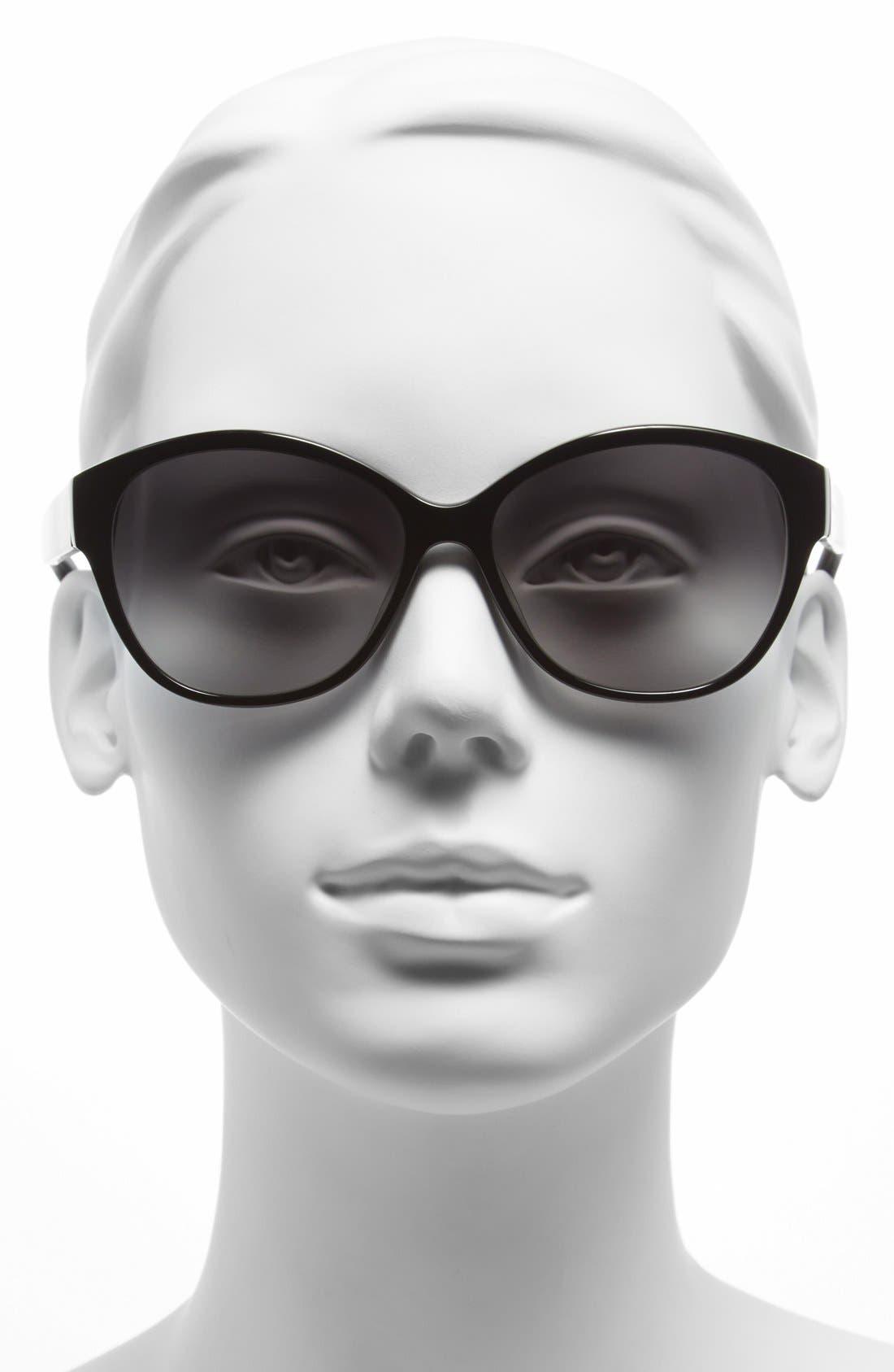 Alternate Image 2  - kate spade new york 56mm sunglasses