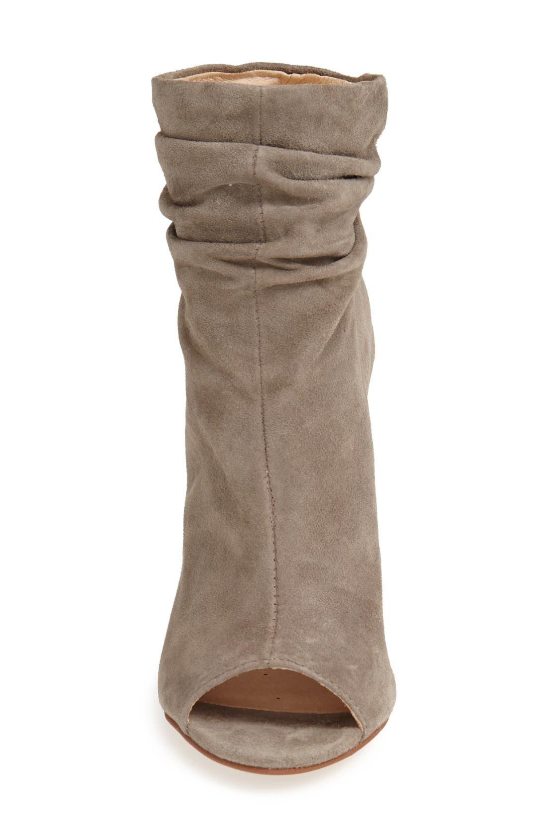 Alternate Image 3  - Kristin Cavallari 'Laurel' Peep Toe Bootie (Women)