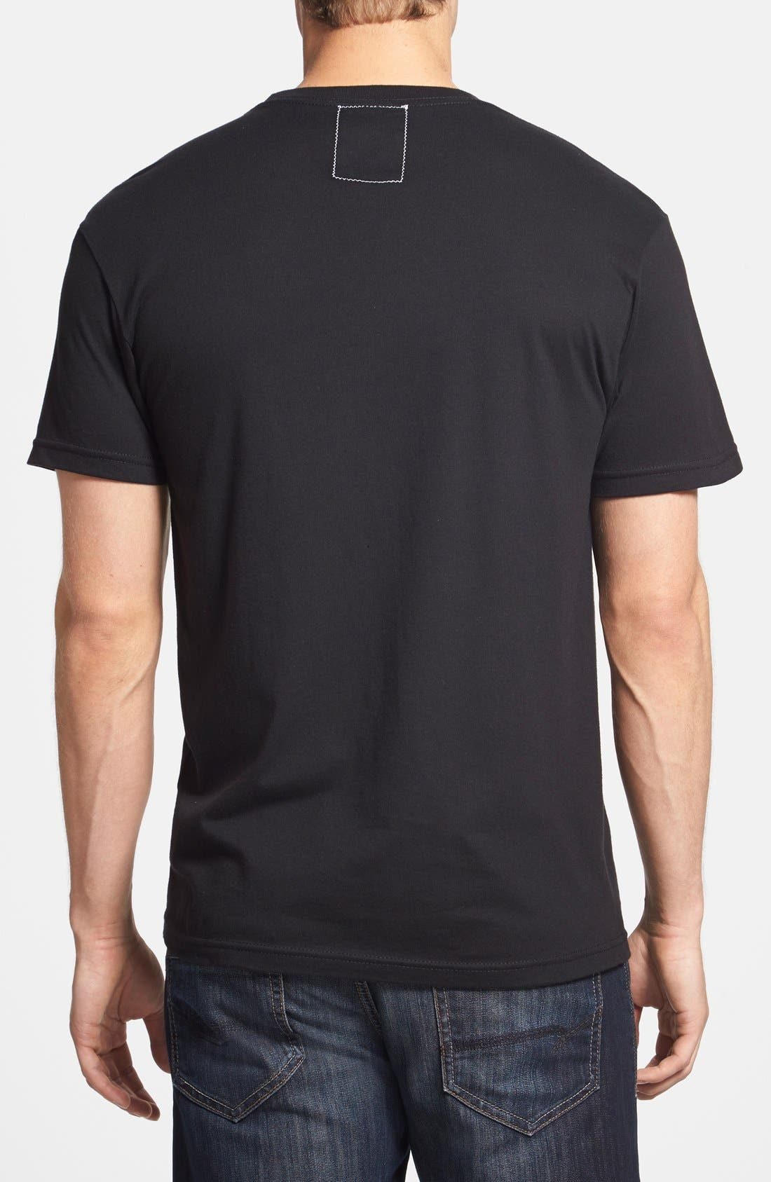 Alternate Image 2  - Kid Dangerous 'Sunday Funday Football' Slim Fit T-Shirt (Online Only)