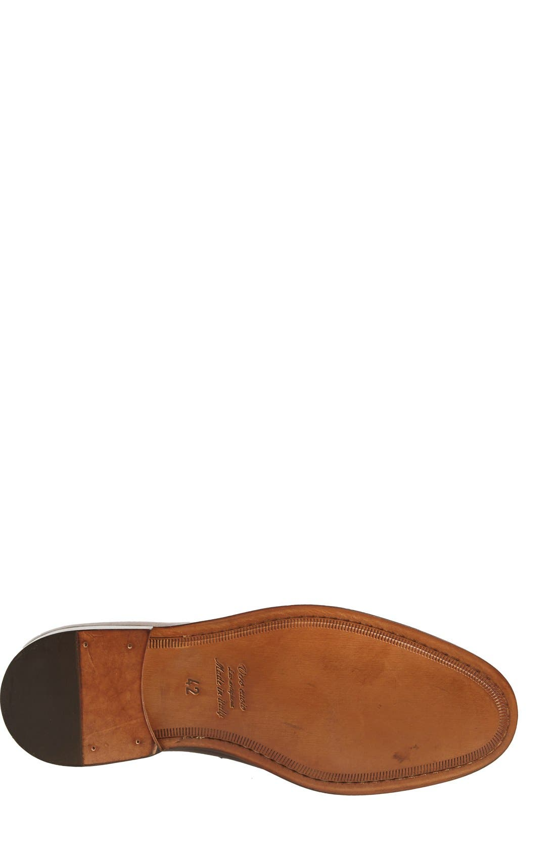 Alternate Image 4  - Dogen 'Vitello Crust' Penny Loafer (Men)