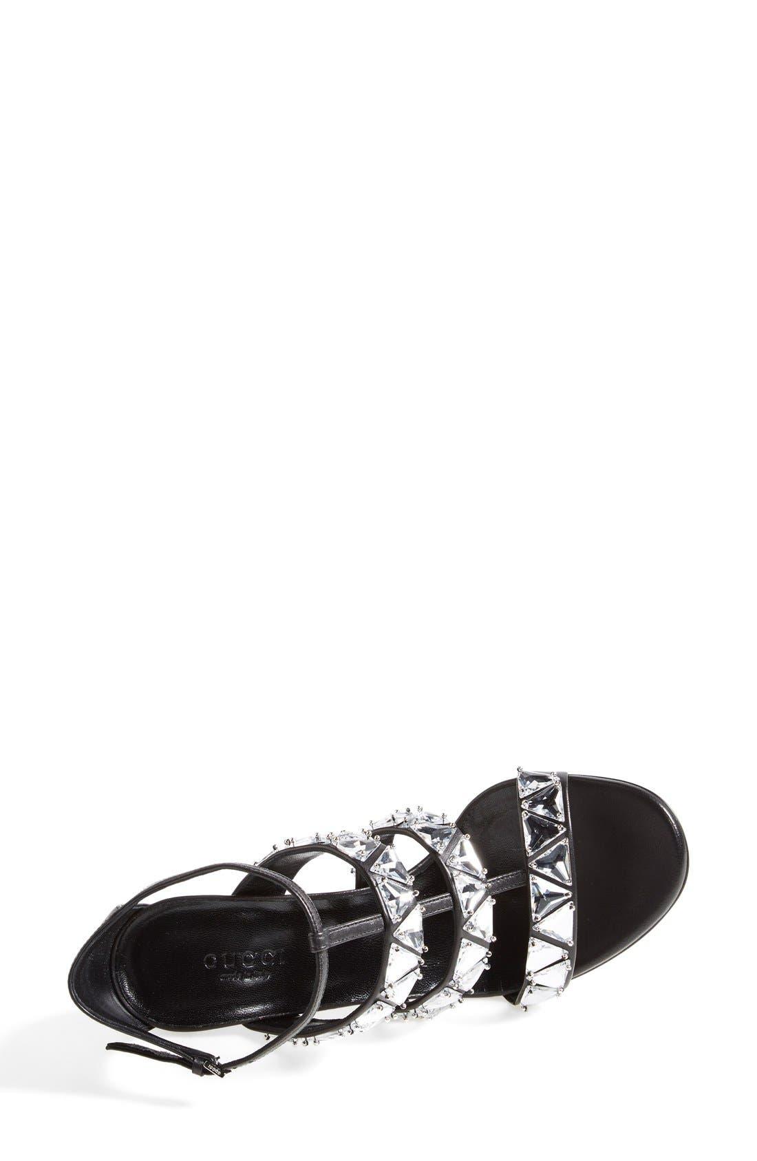 Alternate Image 3  - Gucci 'Night Out' Sandal (Women)