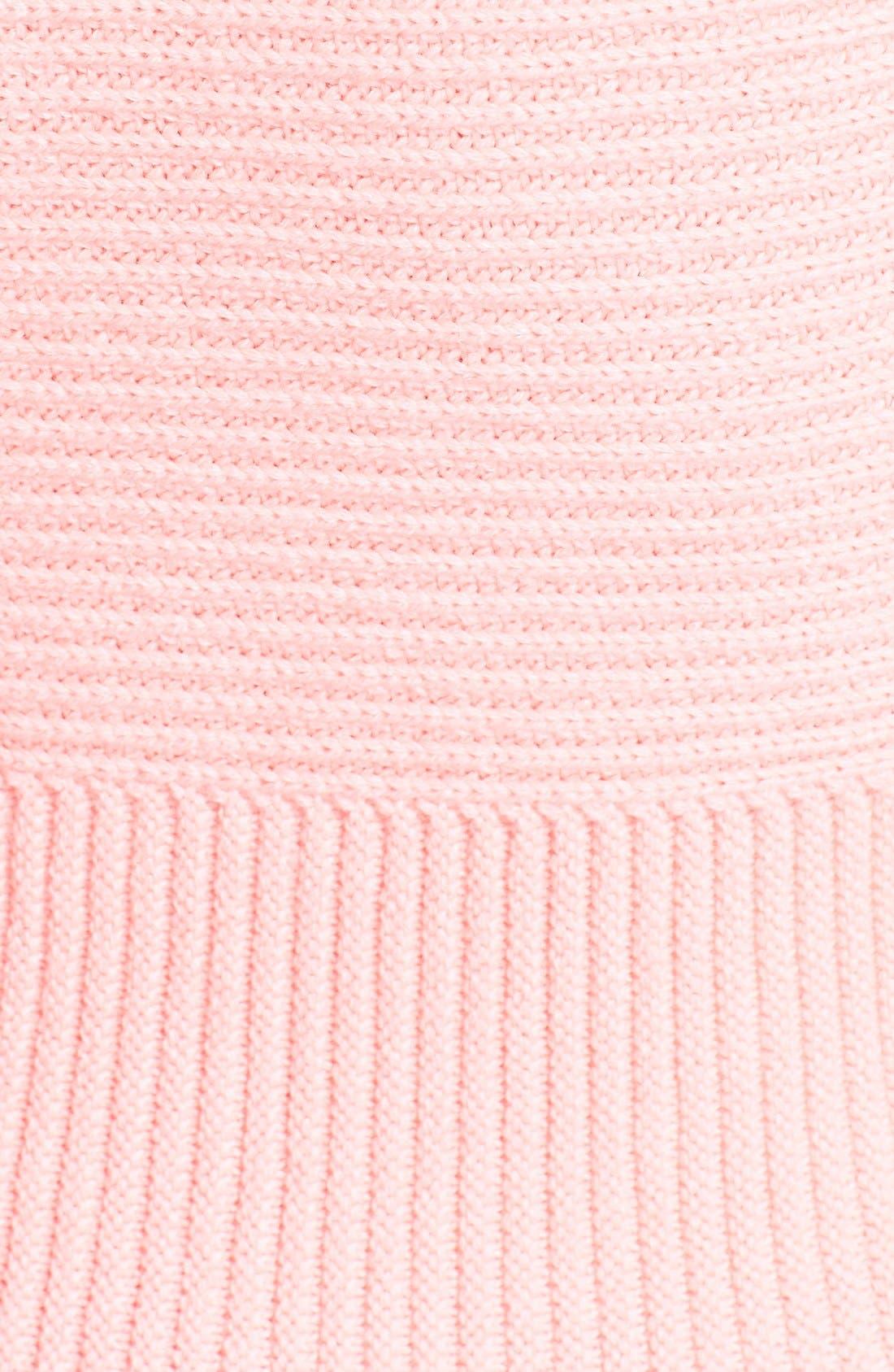 Alternate Image 3  - Ted Baker London 'Edeniaa' Rib Knit Peplum Sweater