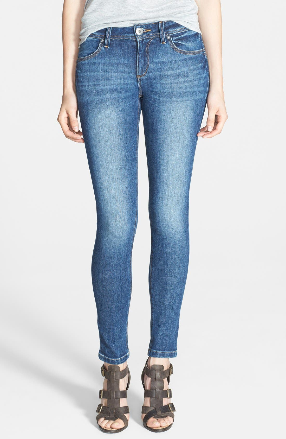 Alternate Image 1 Selected - DL1961 'Emma' Power Legging Jeans (Cashel)