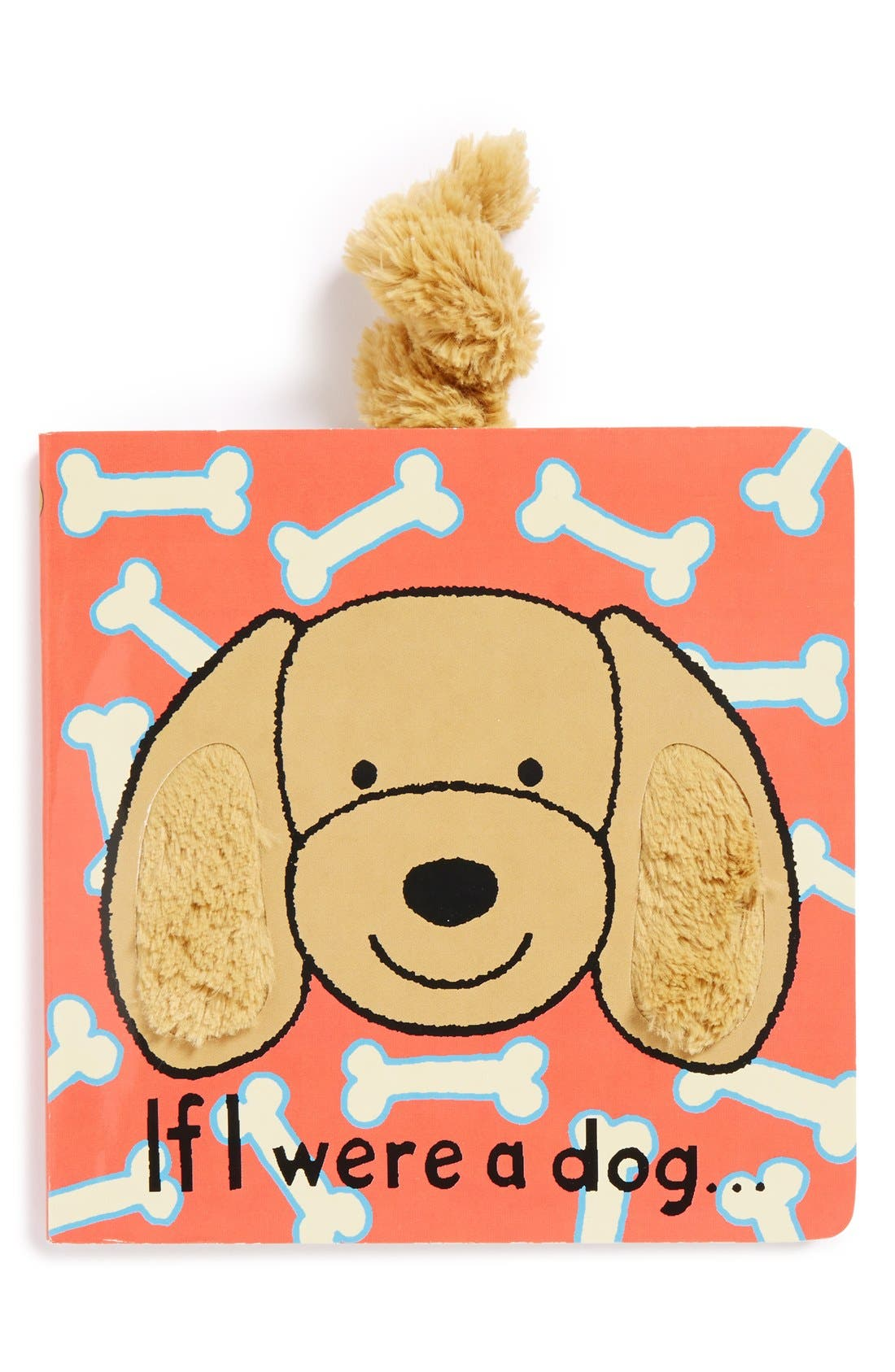 'If I Were a Dog' Board Book,                             Main thumbnail 1, color,                             Red