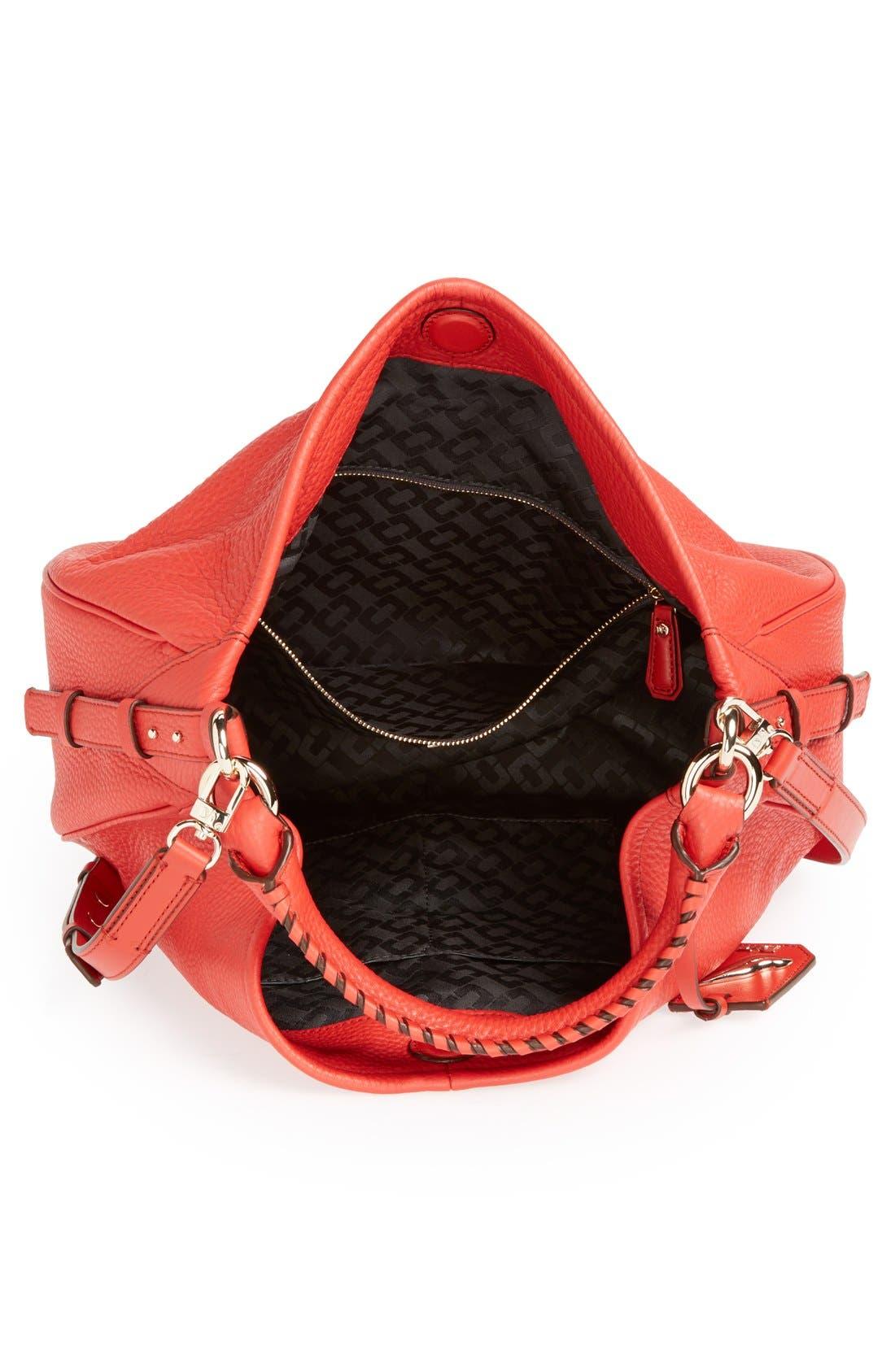 Alternate Image 2  - Diane von Furstenberg 'Sutra' Leather Hobo