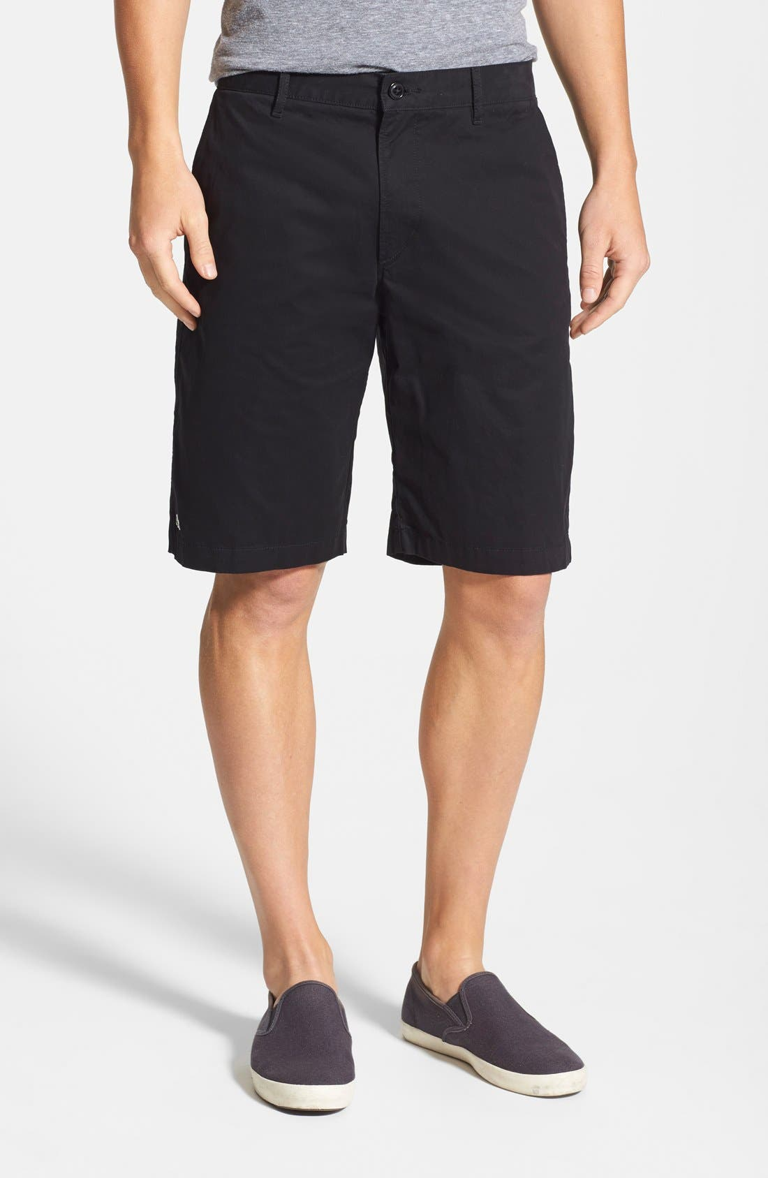 Alternate Image 1 Selected - Lacoste Relaxed Fit Bermuda Shorts