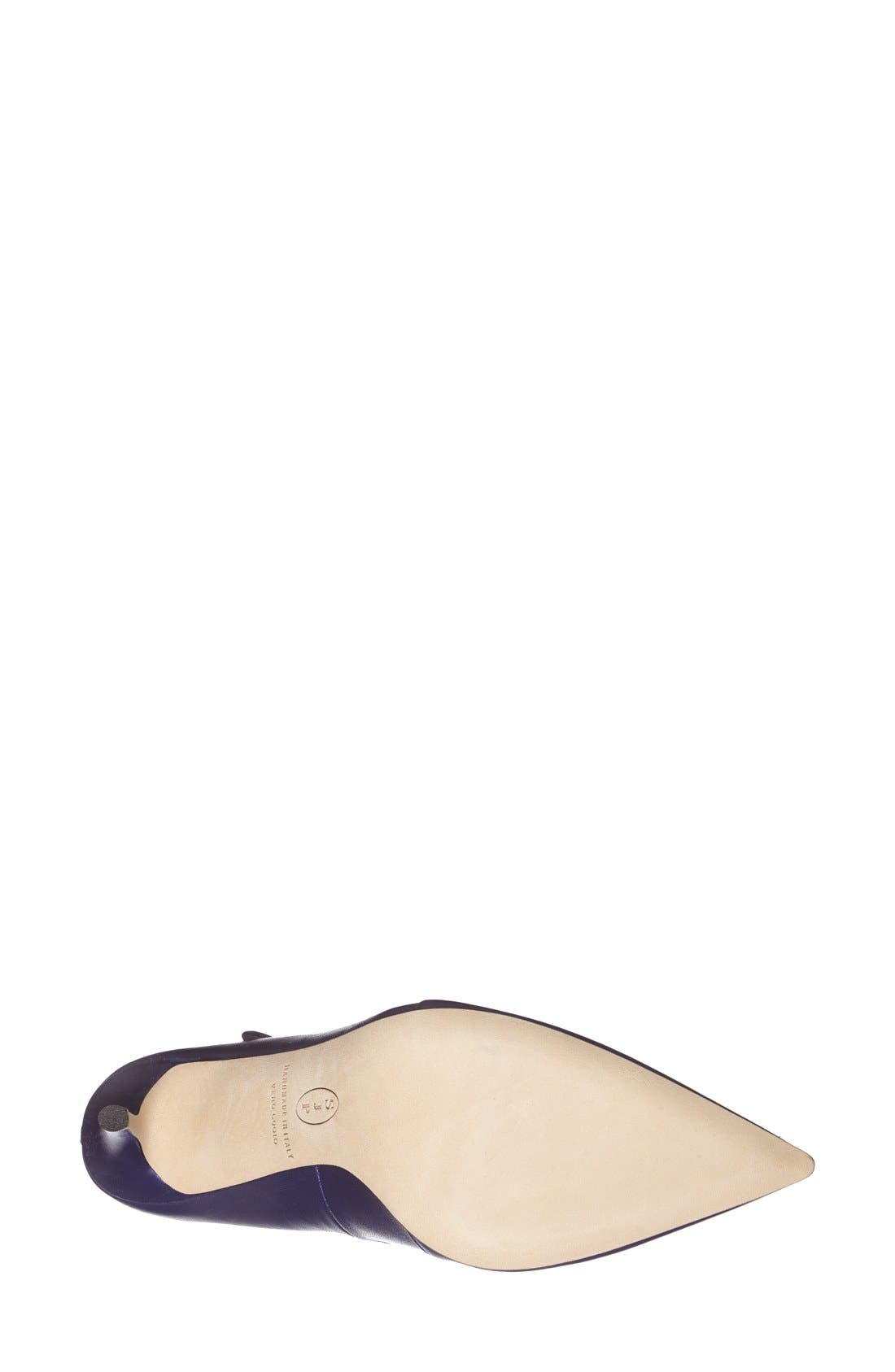 Alternate Image 3  - SJP 'Blythe' Leather T-Strap Mary Jane Pump (Women)