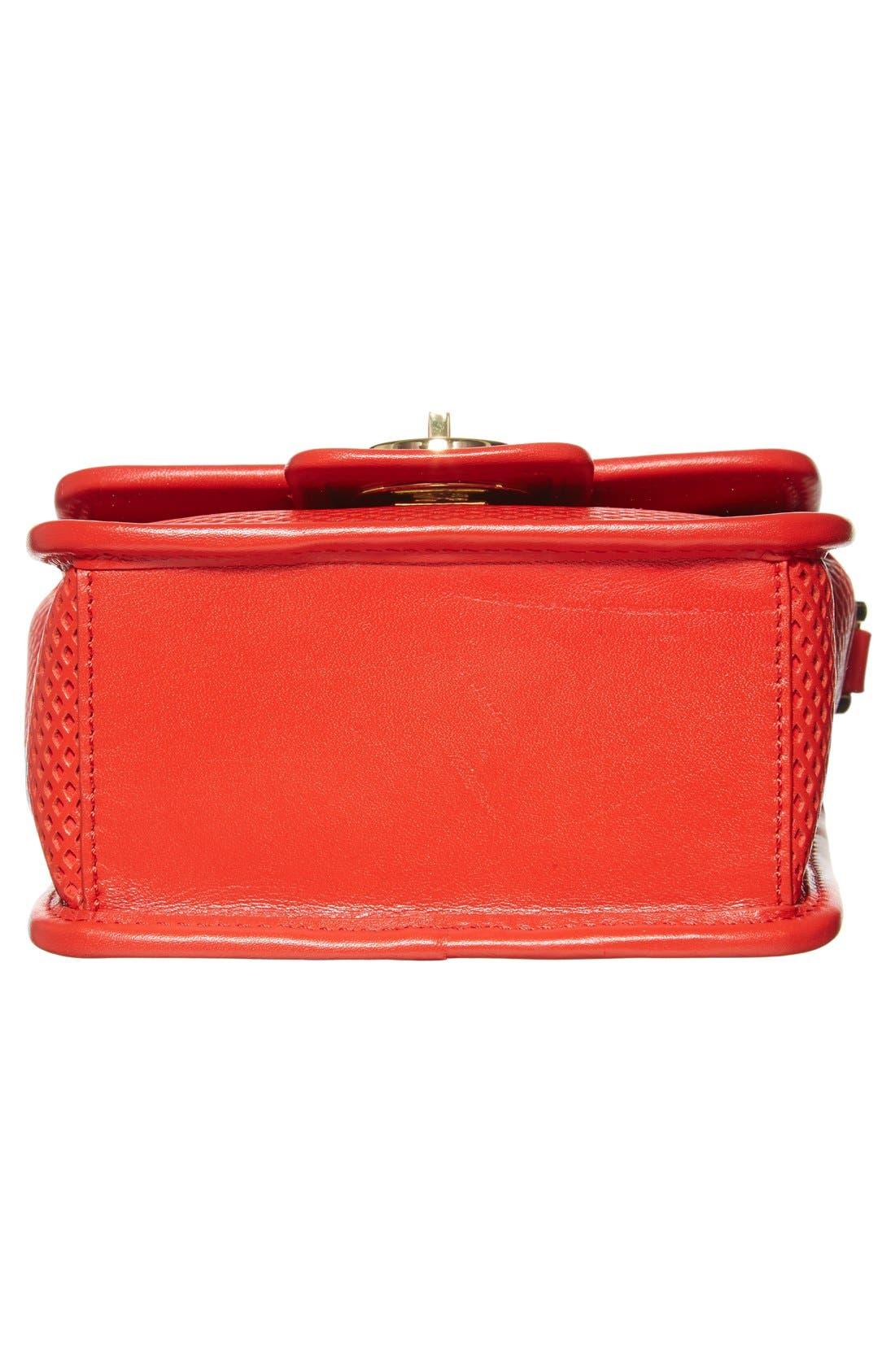 Alternate Image 6  - Tory Burch 'Mini Harper' Leather Crossbody Bag