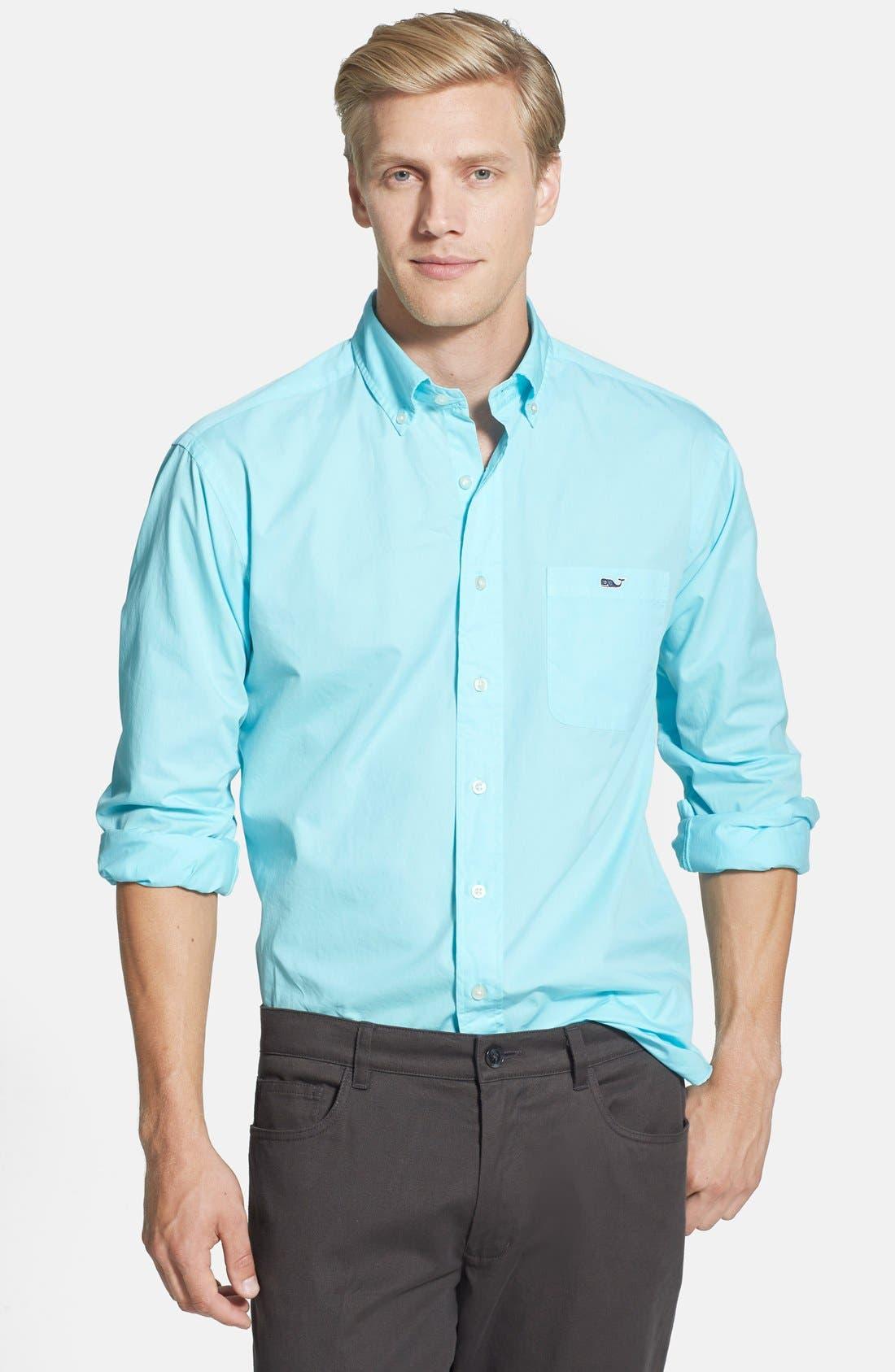 Main Image - Vineyard Vines 'Tucker - Harrington' Classic Fit Sport Shirt