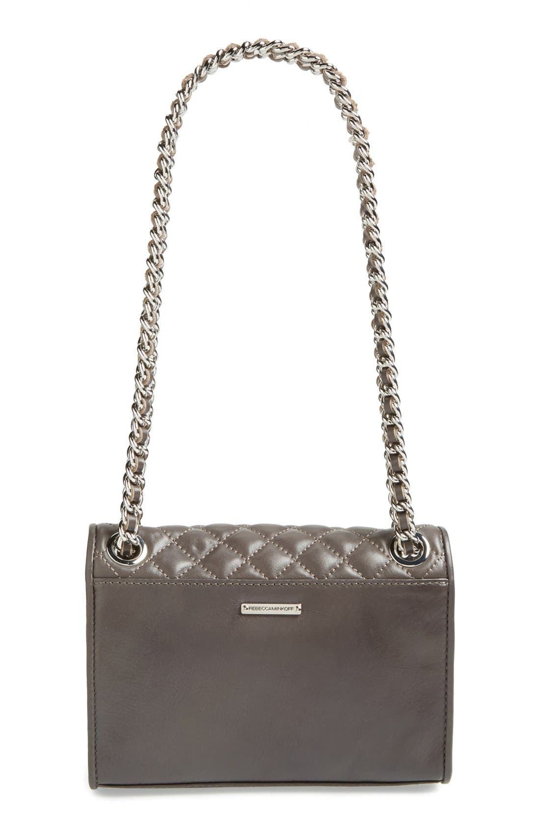 Alternate Image 4  - Rebecca Minkoff 'Quilted Mini Affair' Convertible Crossbody Bag