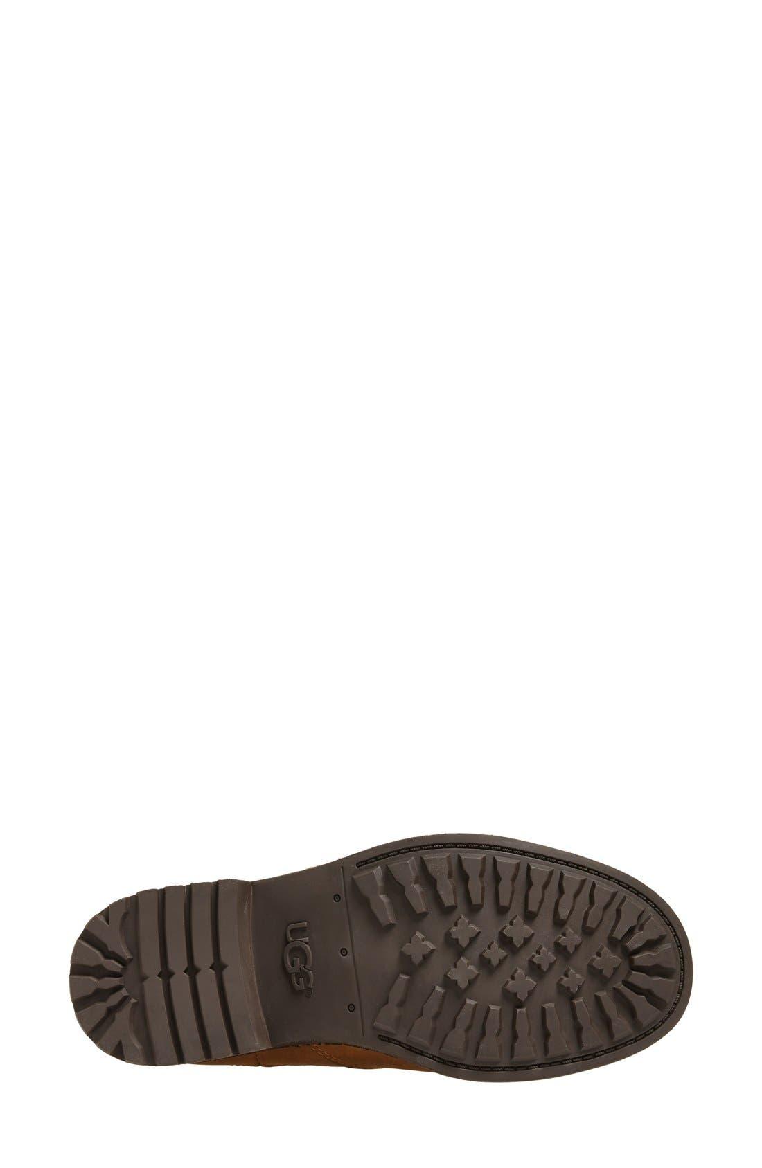 Alternate Image 4  - UGG® Australia 'Bonham' Water Resistant Chelsea Boot (Women)
